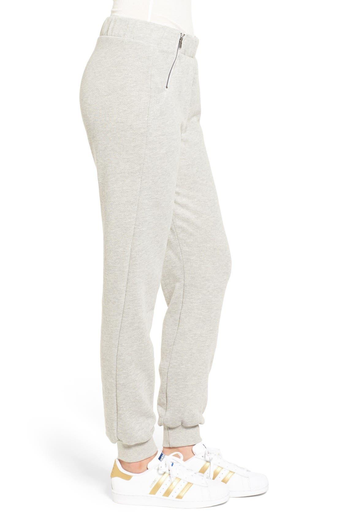 Alternate Image 3  - BP. Zip Detail Pants