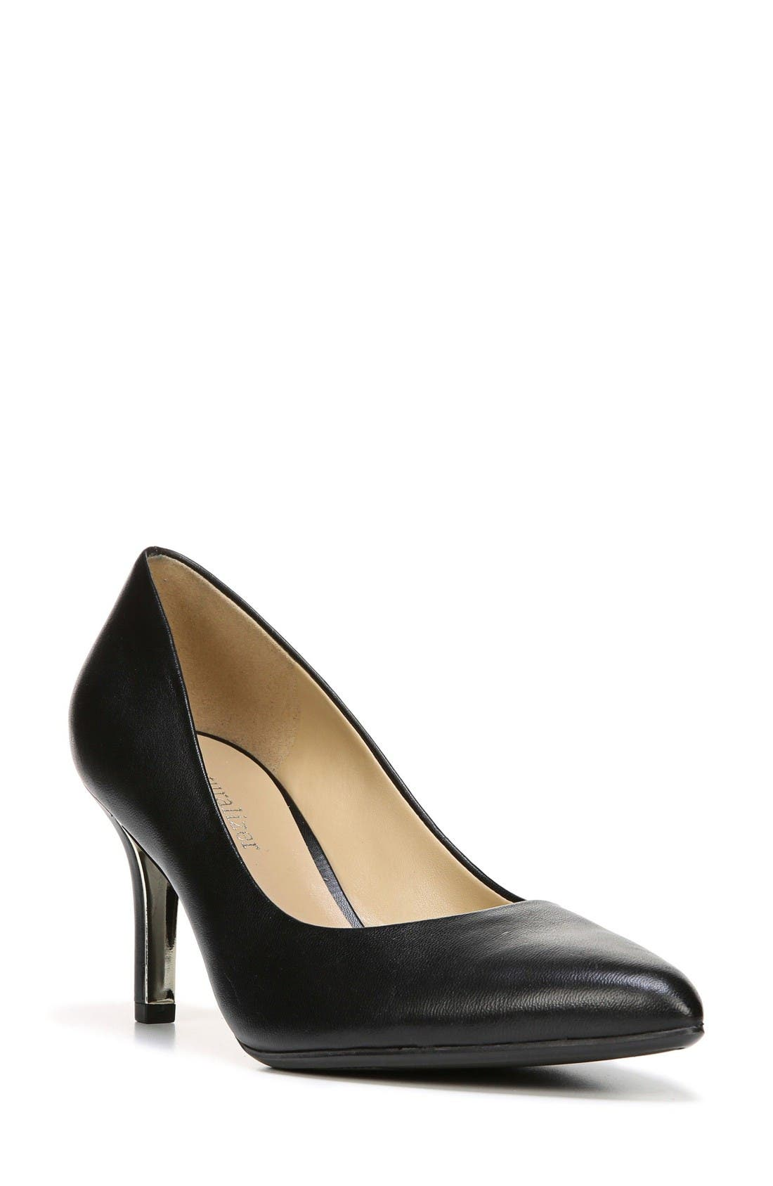 NATURALIZER Natalia Pointy Toe Pump