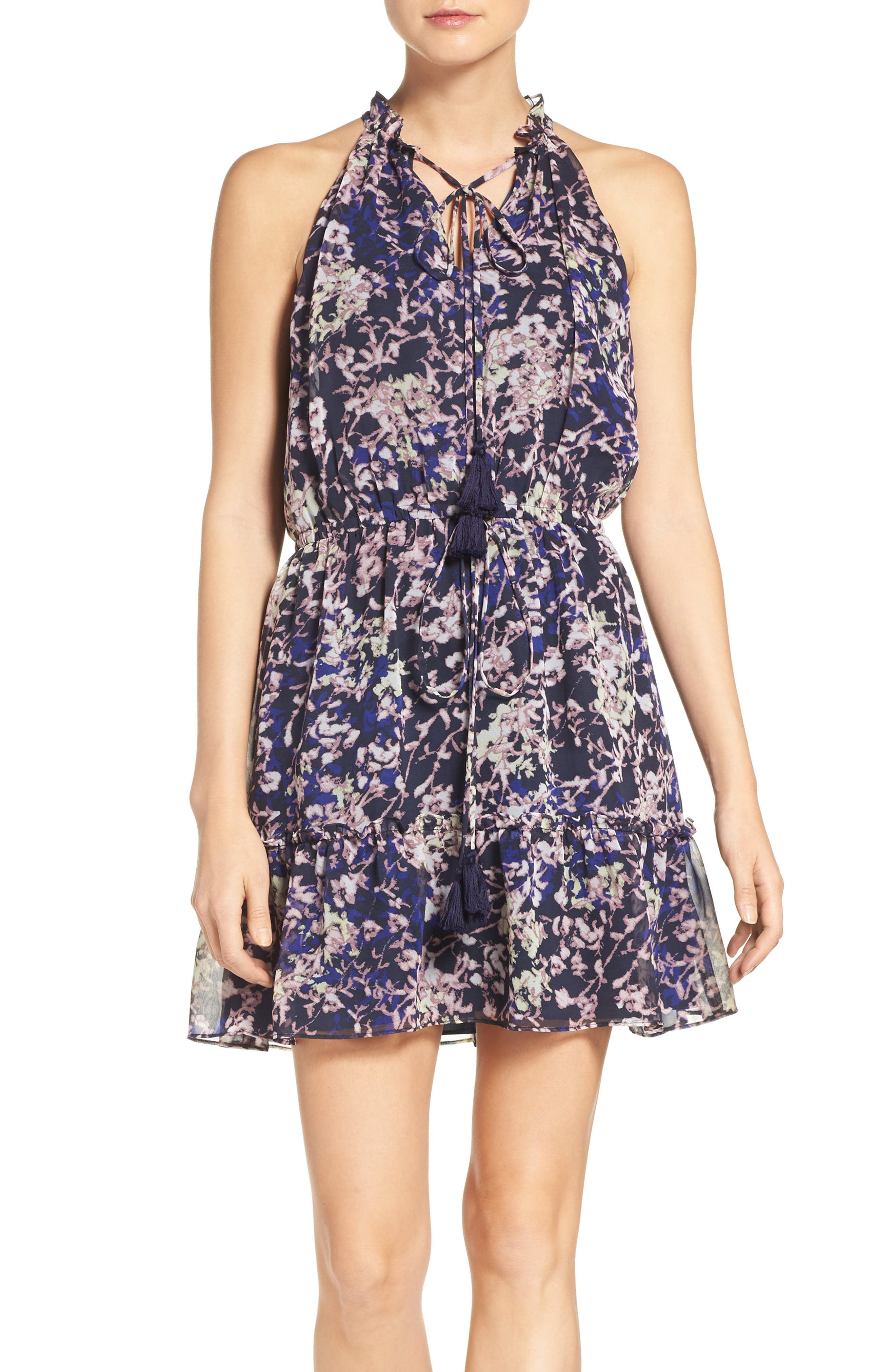 Alternate Image 1 Selected - Likely Ibiza Floral Norfolk Dress