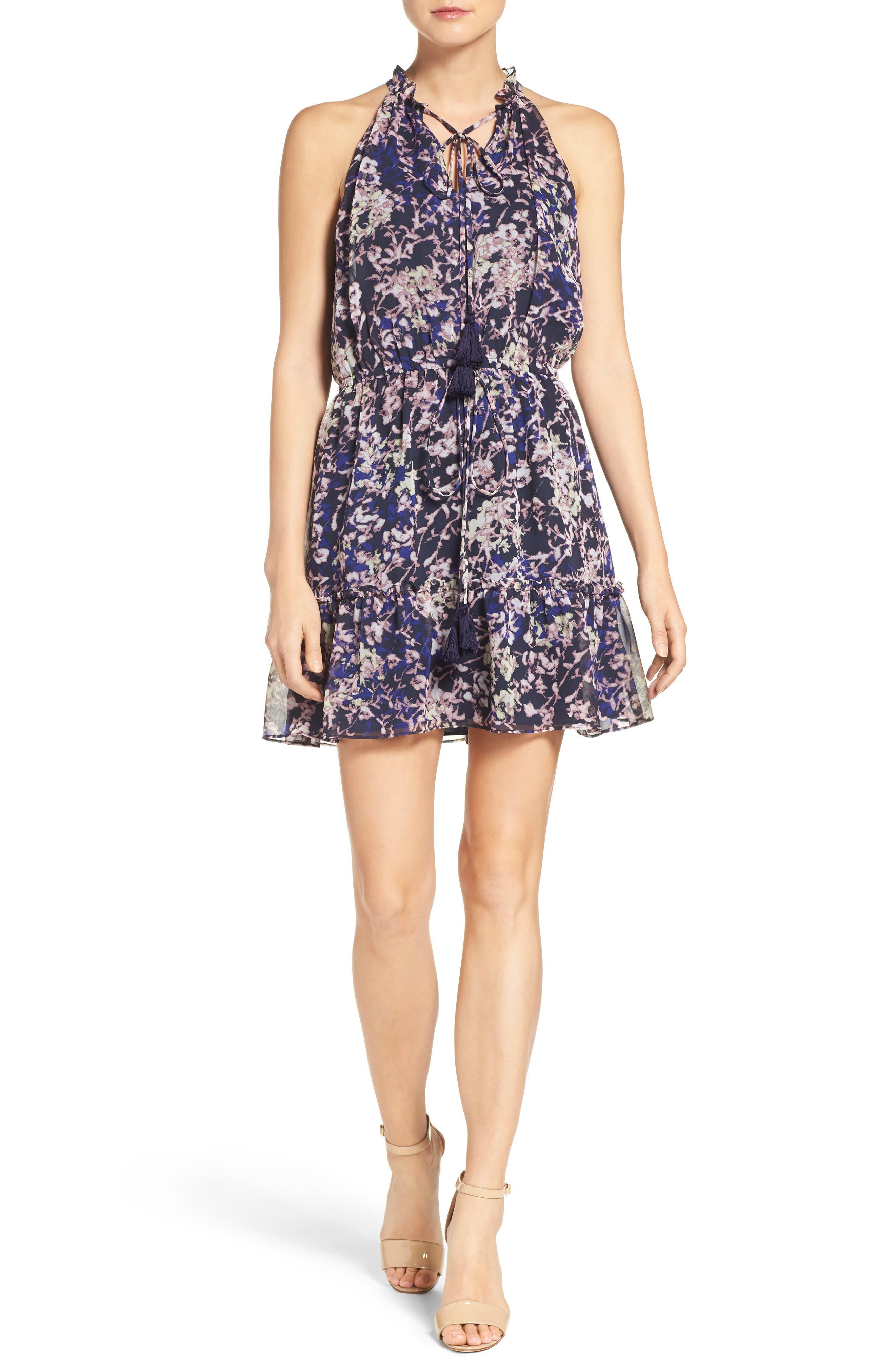 Alternate Image 4  - Likely Ibiza Floral Norfolk Dress