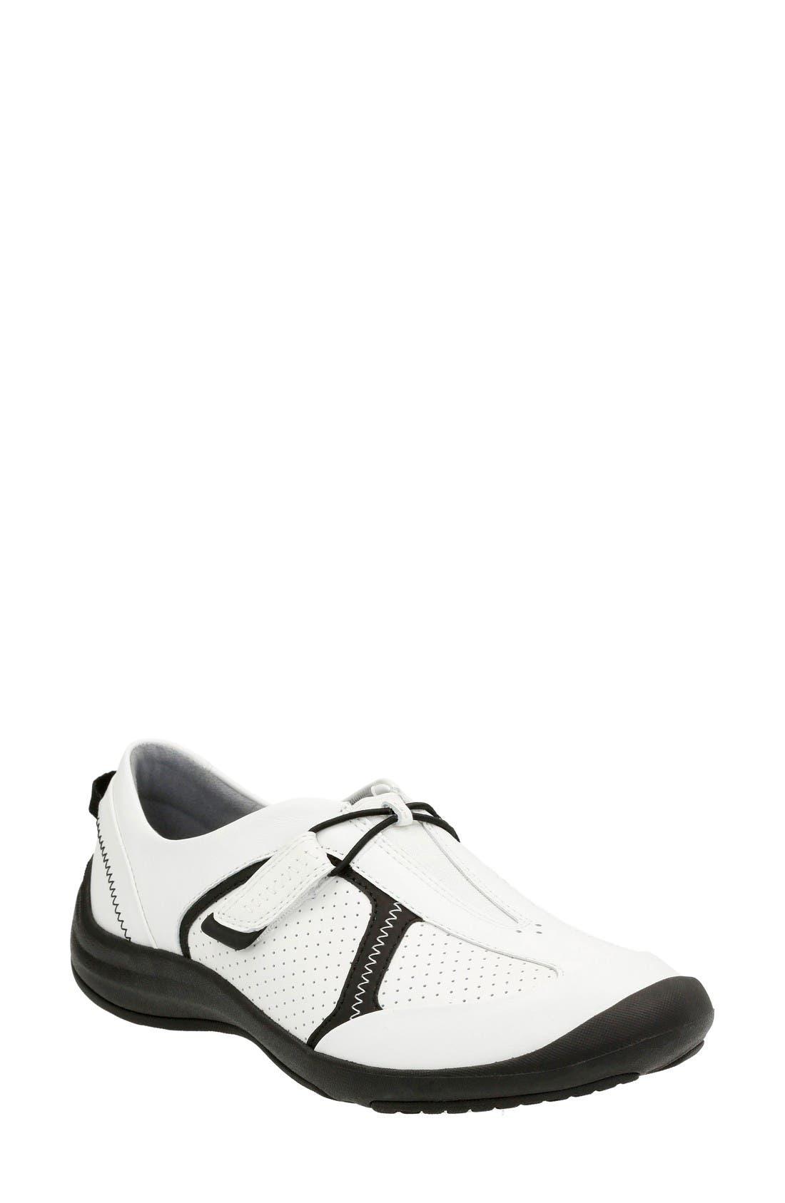 CLARKS® 'Asney' Slip-On Sneaker