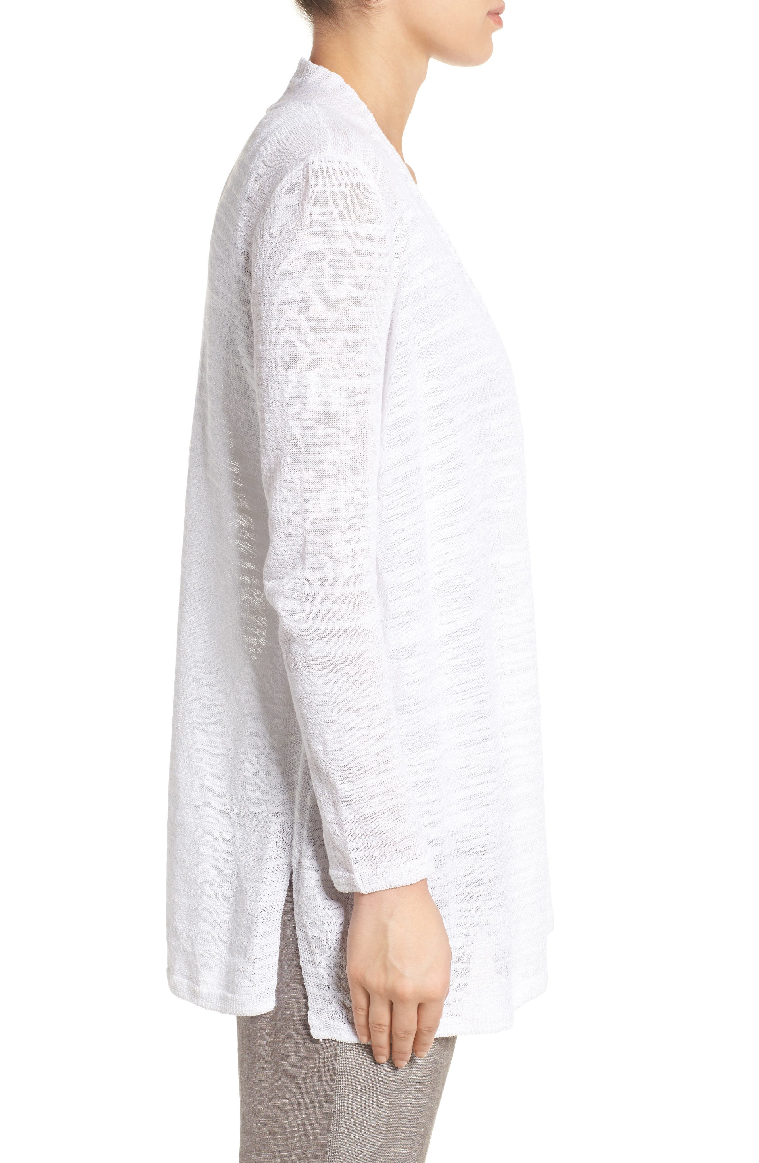 Alternate Image 3  - NIC+ZOE Islet Slub Knit Cardigan (Regular & Petite)