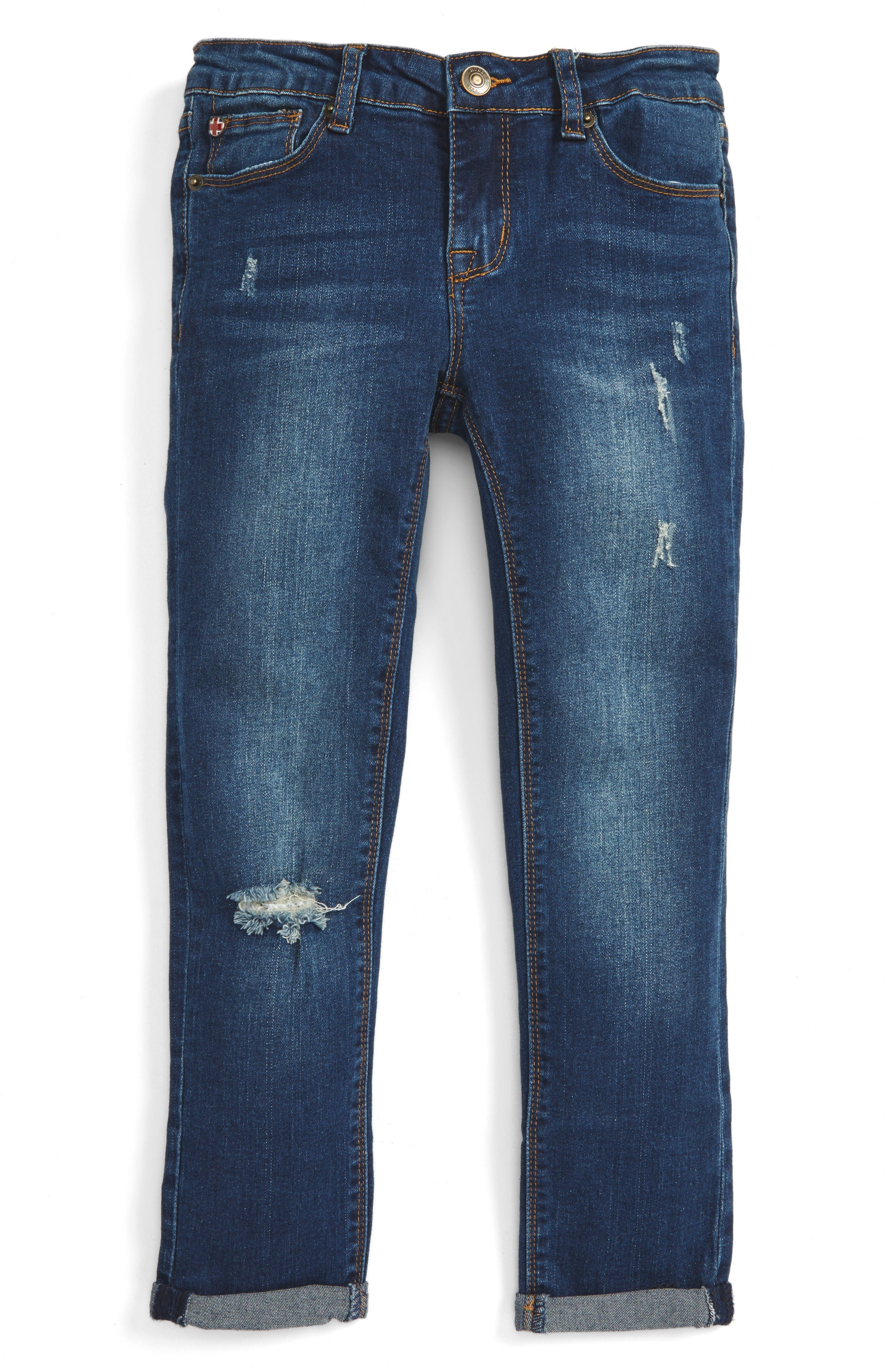 HUDSON KIDS Hudson Falcon Crop Skinny Jeans