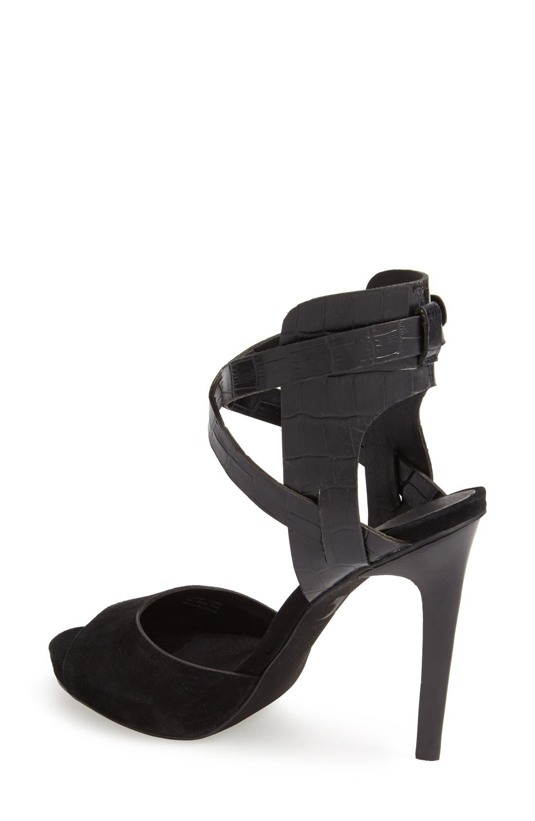 Alternate Image 2  - Joe's 'Patrik' Platform Sandal (Women)