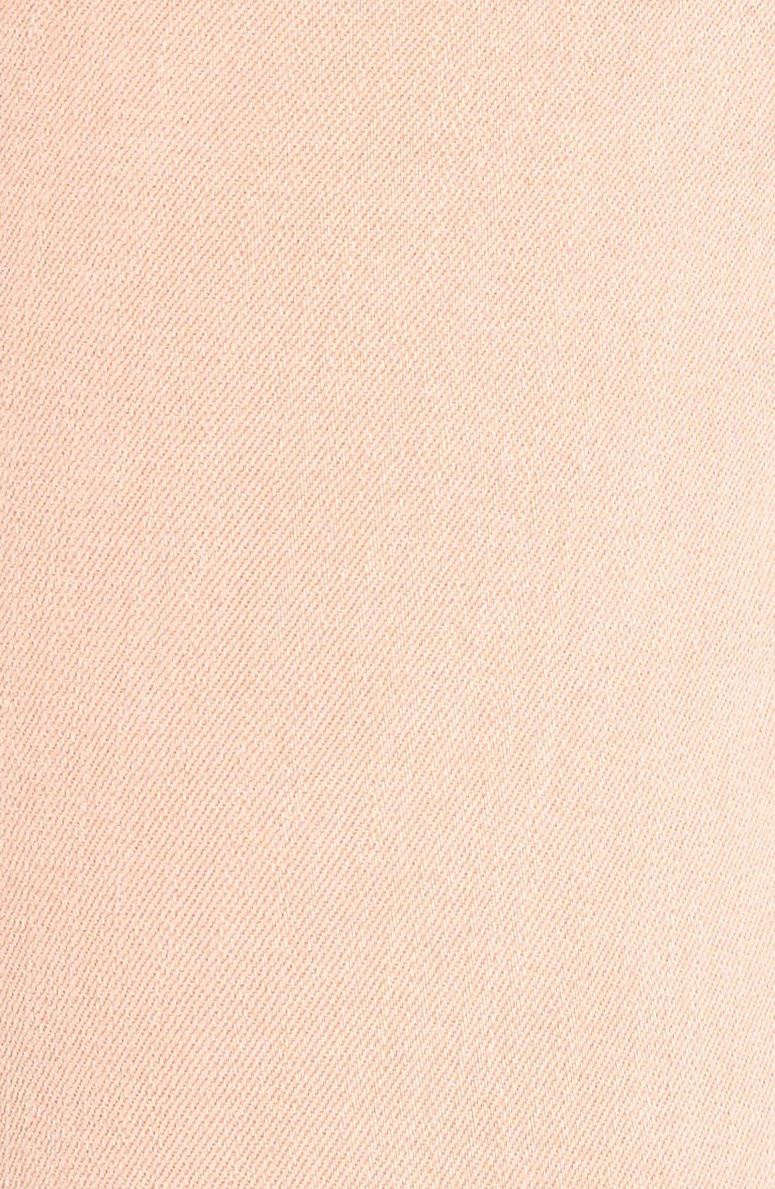Alternate Image 5  - NYDJ Ami Release Hem Stretch Skinny Jeans (Regular & Petite)