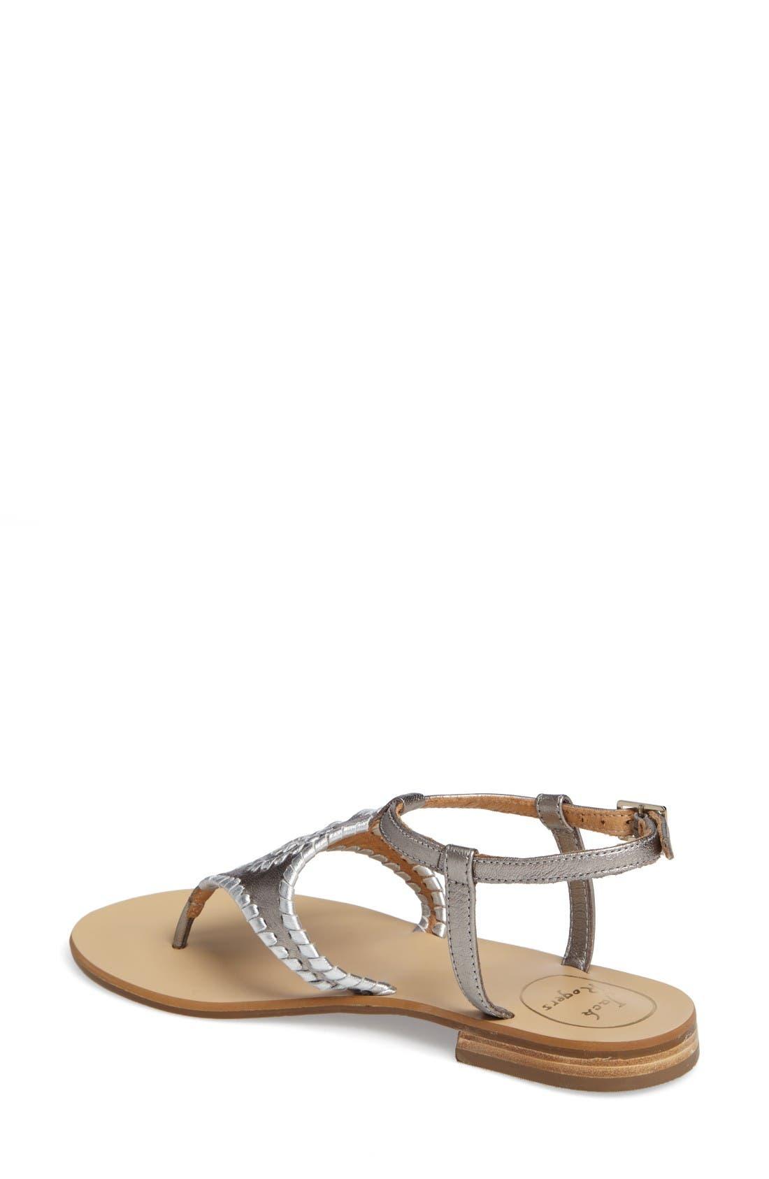 Alternate Image 2  - Jack Rogers 'Maci' Flat Sandal (Women)