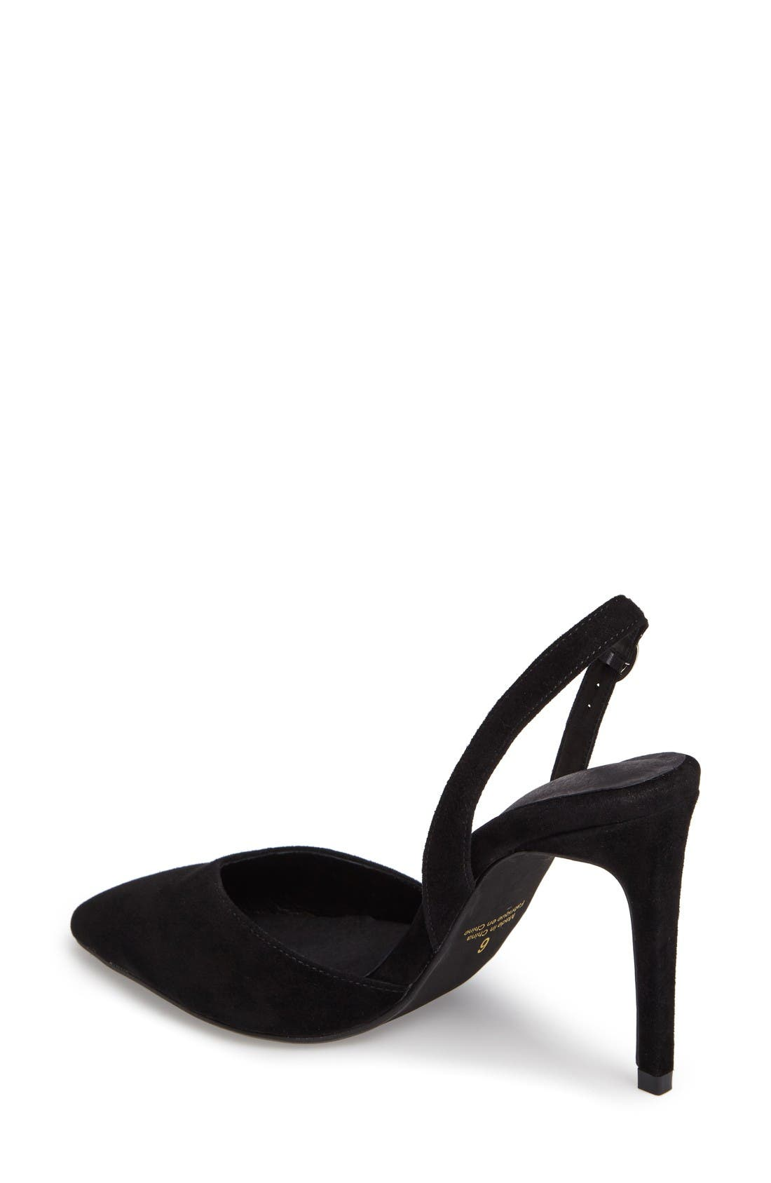 Alternate Image 2  - Jeffrey Campbell Delmonica Slingback Pump (Women)