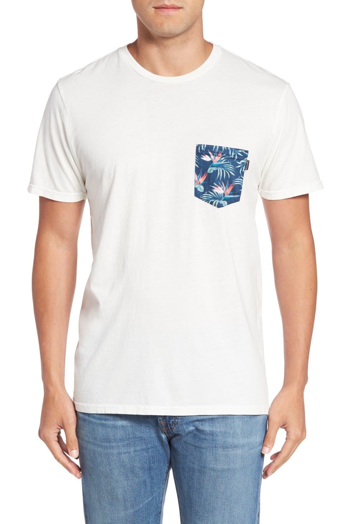RIP CURL Values Pocket T-Shirt