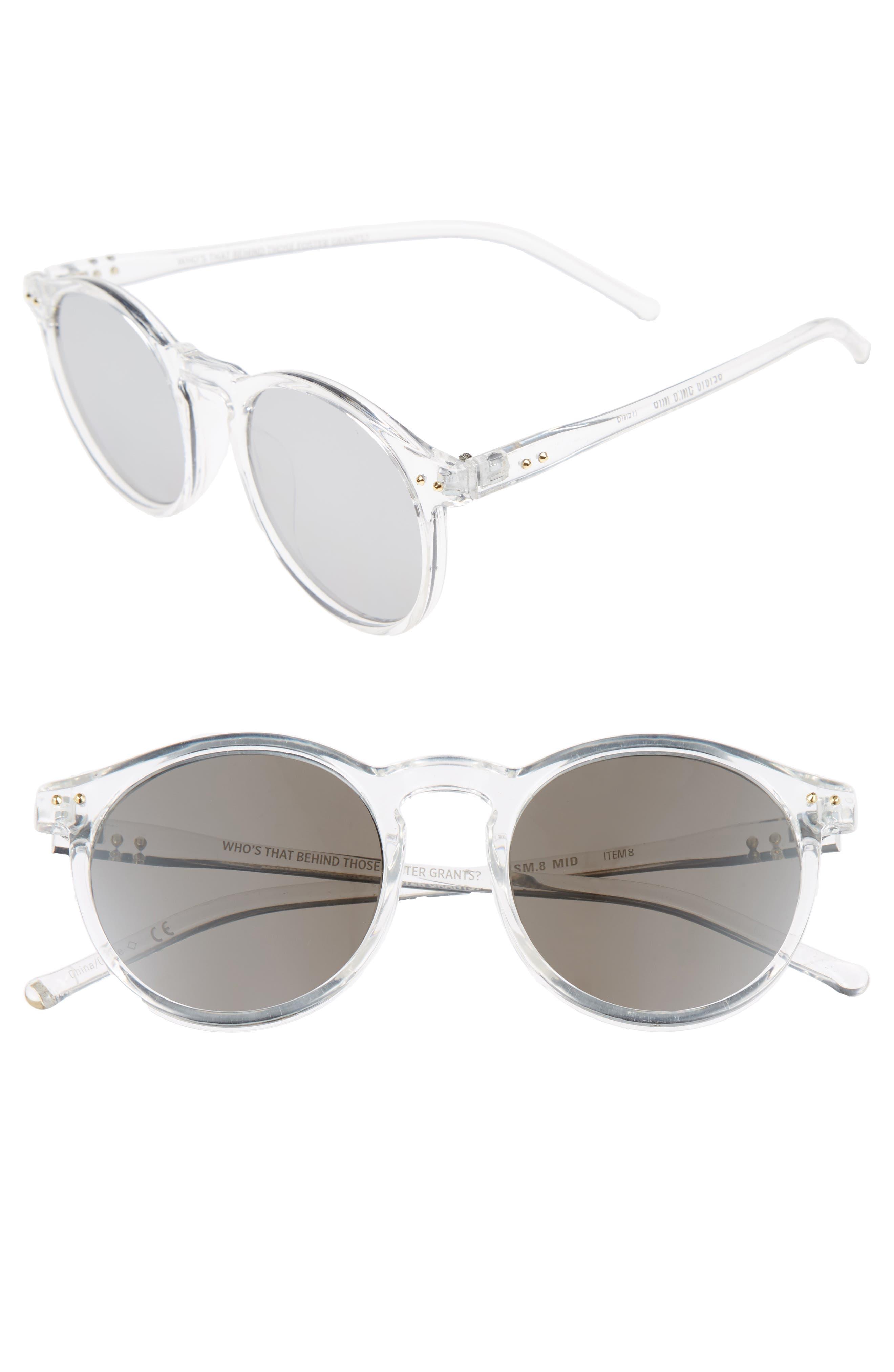 ITEM 8 SM.8 52mm Sunglasses