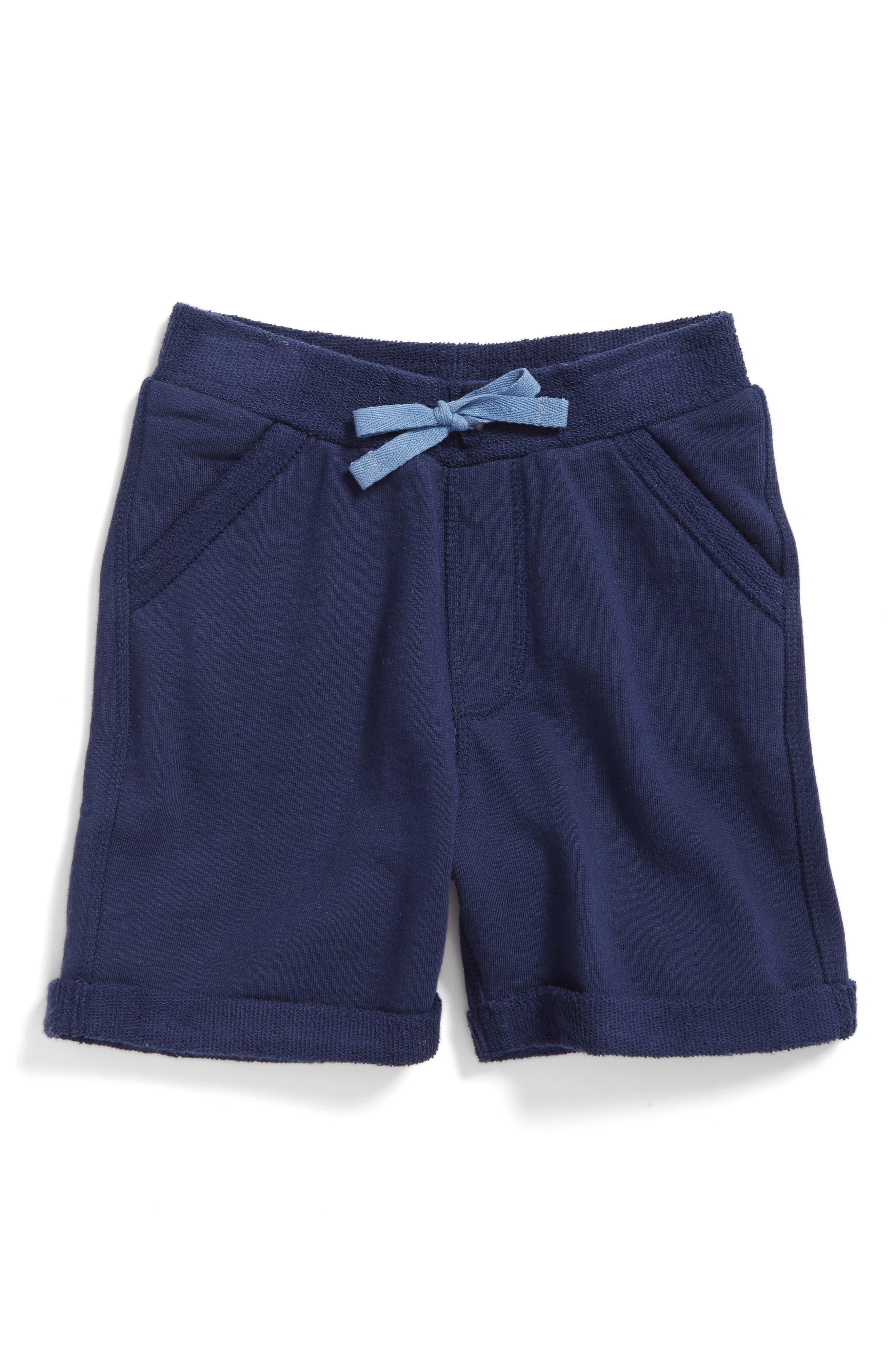 TUCKER + TATE Basic French Terry Shorts