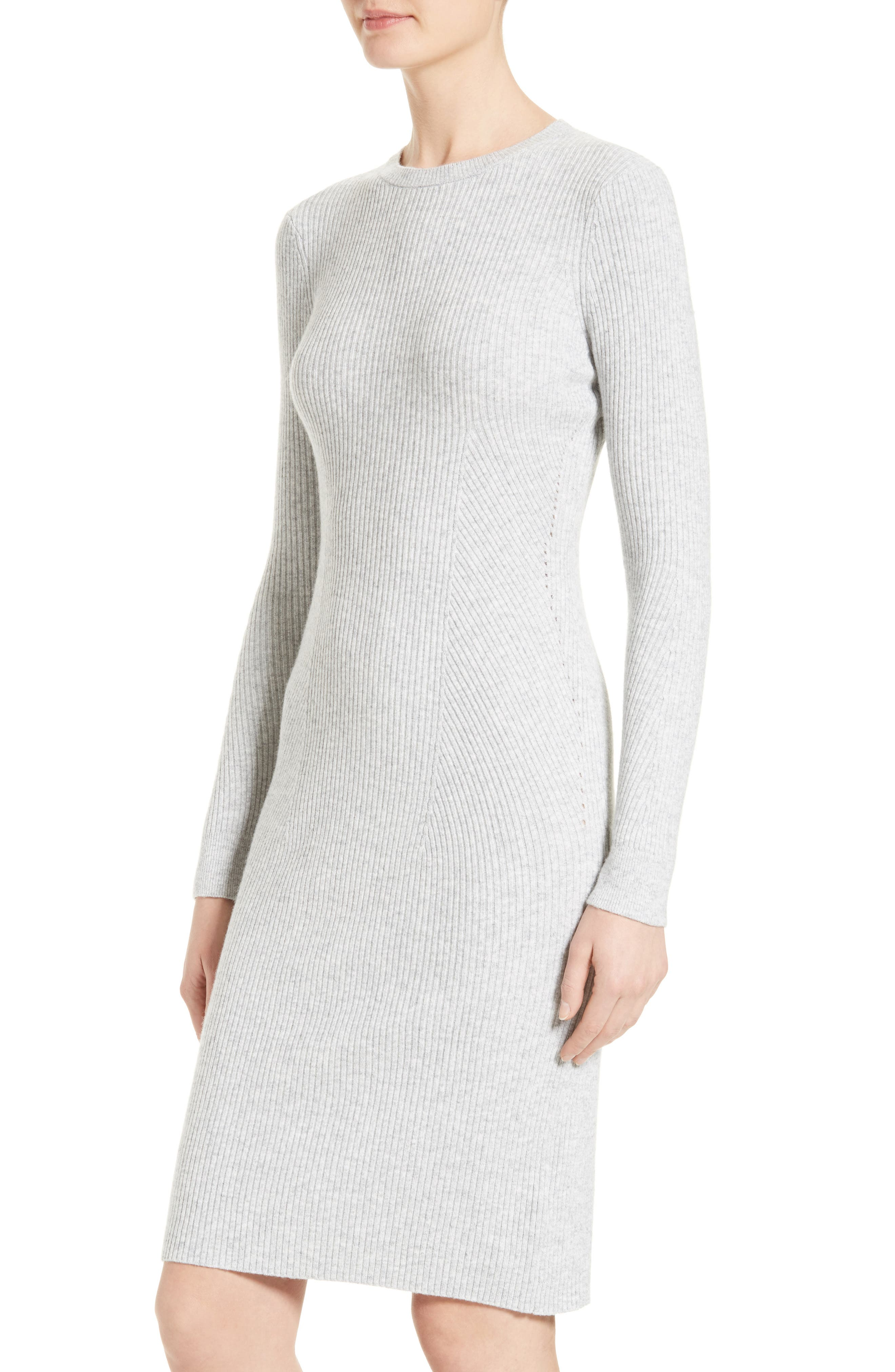 Alternate Image 4  - Ted Baker London Pennih Rib Knit Dress
