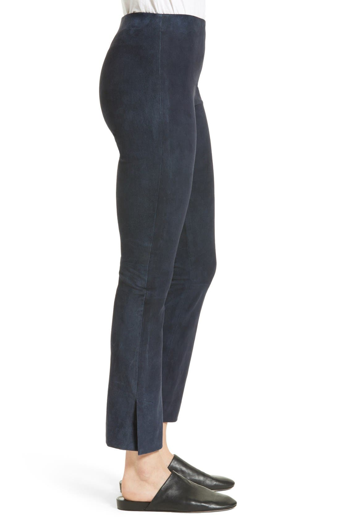 Alternate Image 3  - Vince Suede Crop Pants