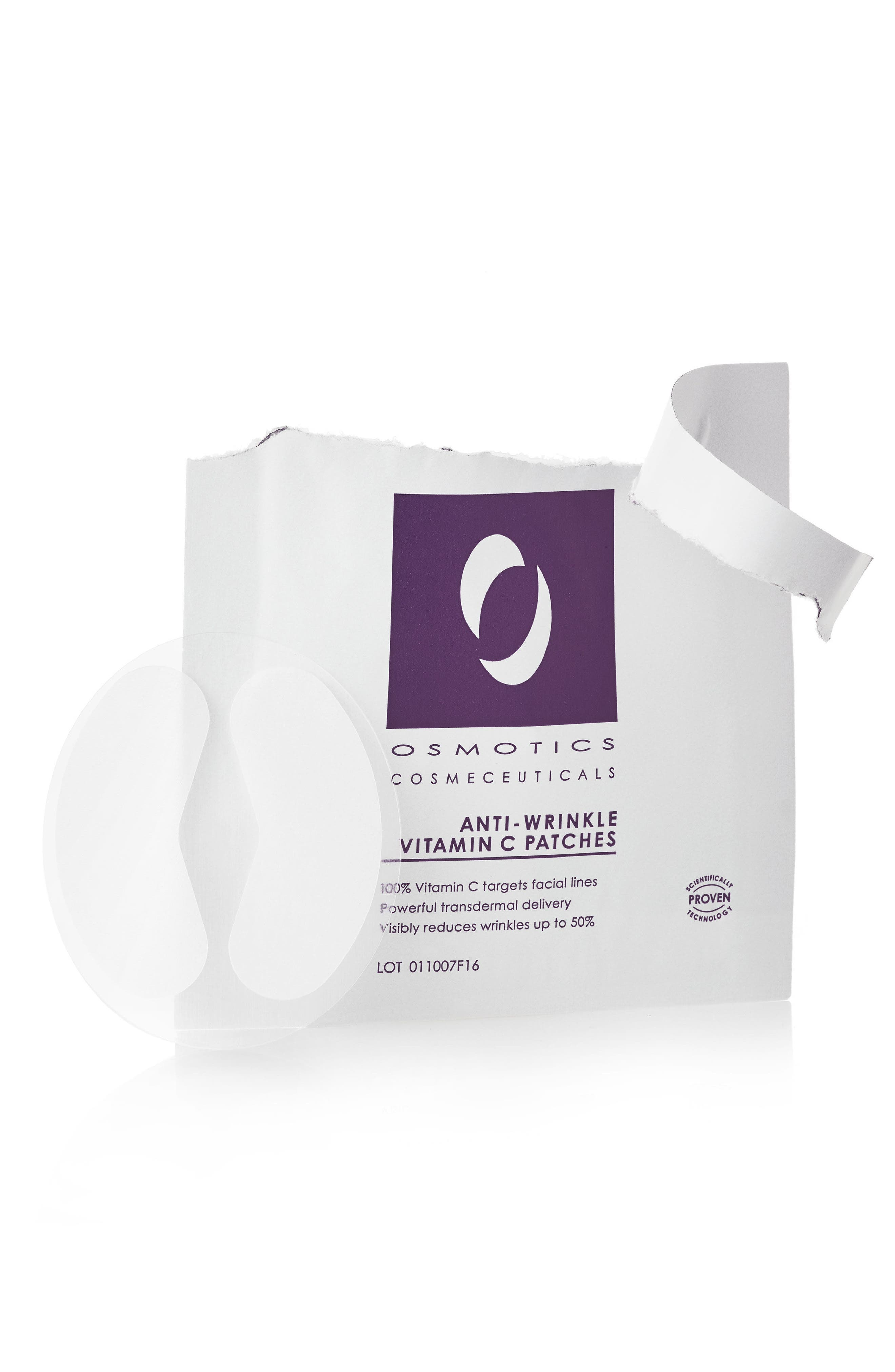 Alternate Image 1 Selected - Osmotics Cosmeceuticals Anti-Wrinkle Vitamin C Patches
