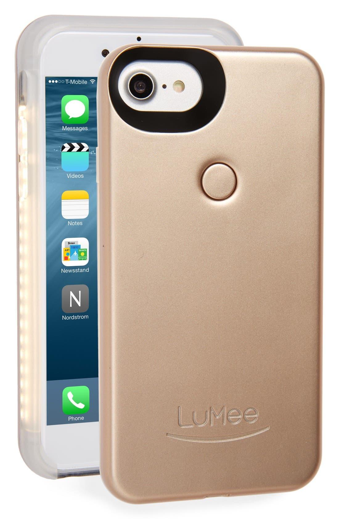 LuMee II Lighted iPhone 6/7 & 6/7 Plus Case