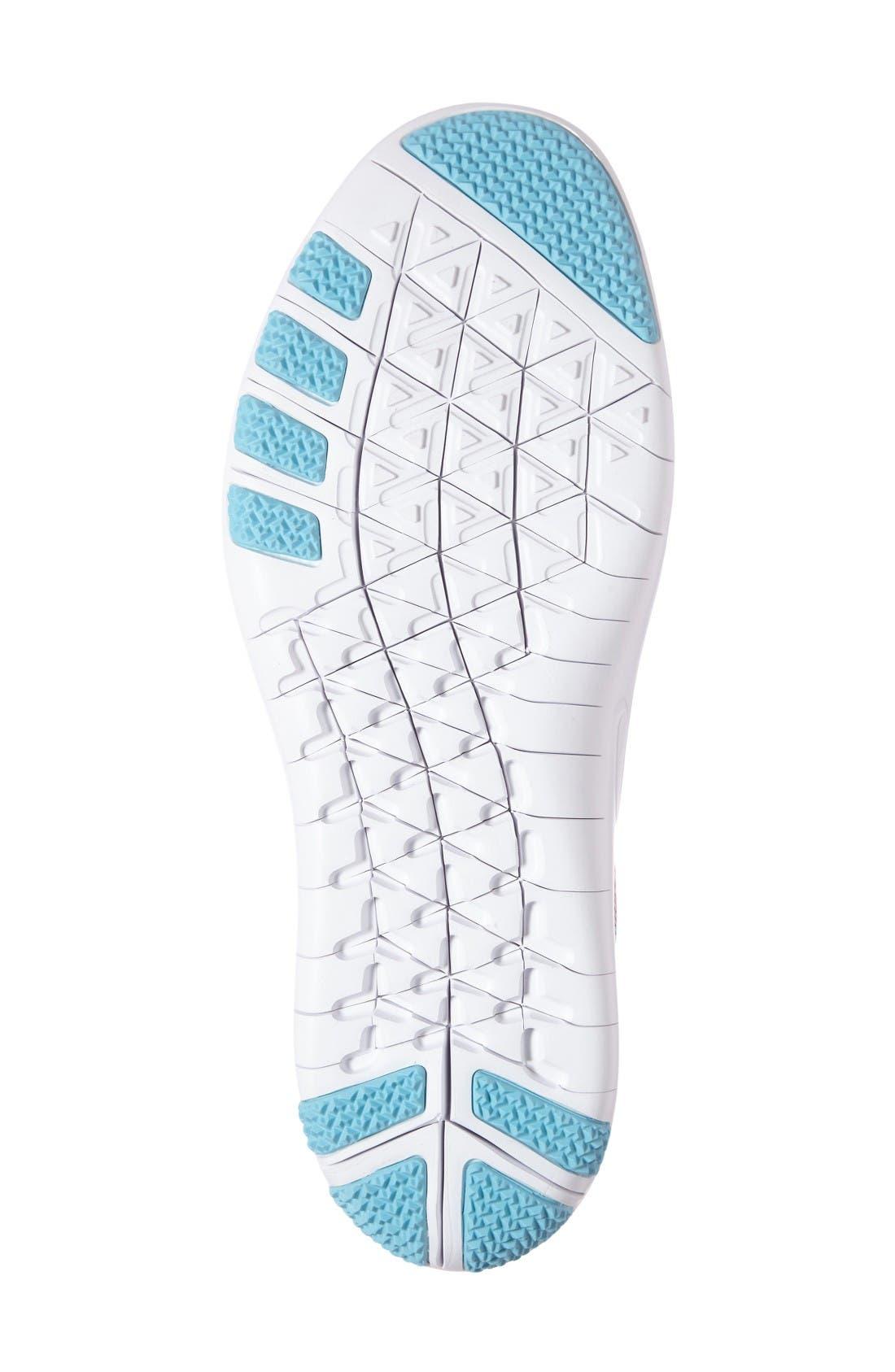 Alternate Image 3  - Nike 'Free TR Focus Flyknit' Training Shoe (Women)