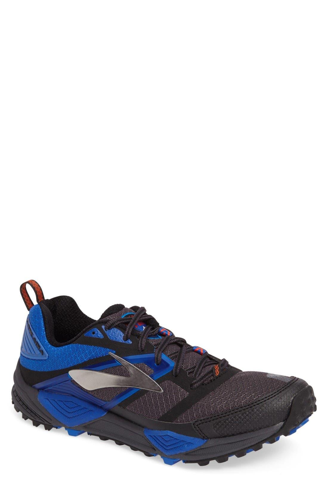 Brooks Cascadia 12 Trail Running Shoe (Men)