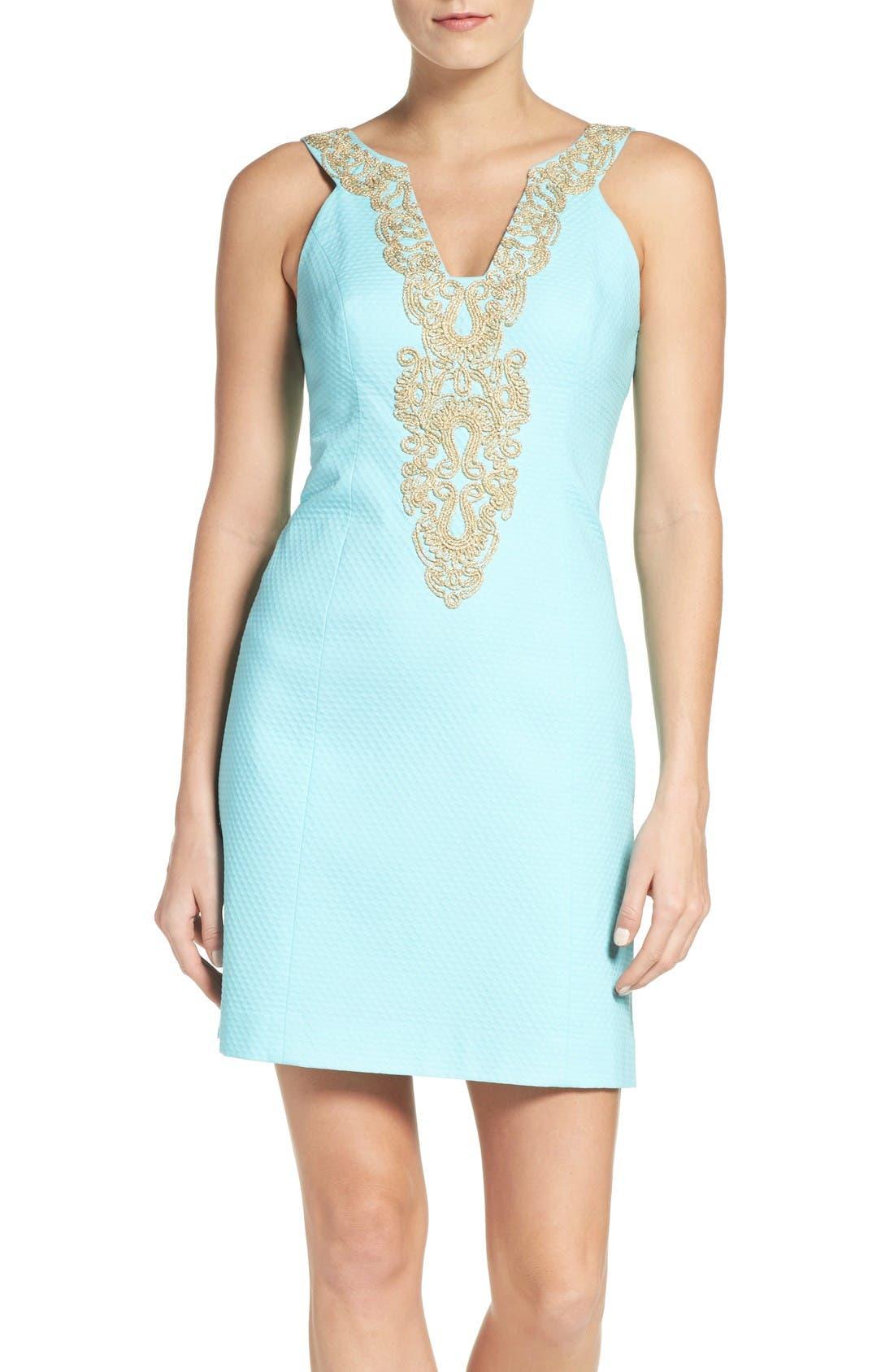 LILLY PULITZER® Suzette Sheath Dress