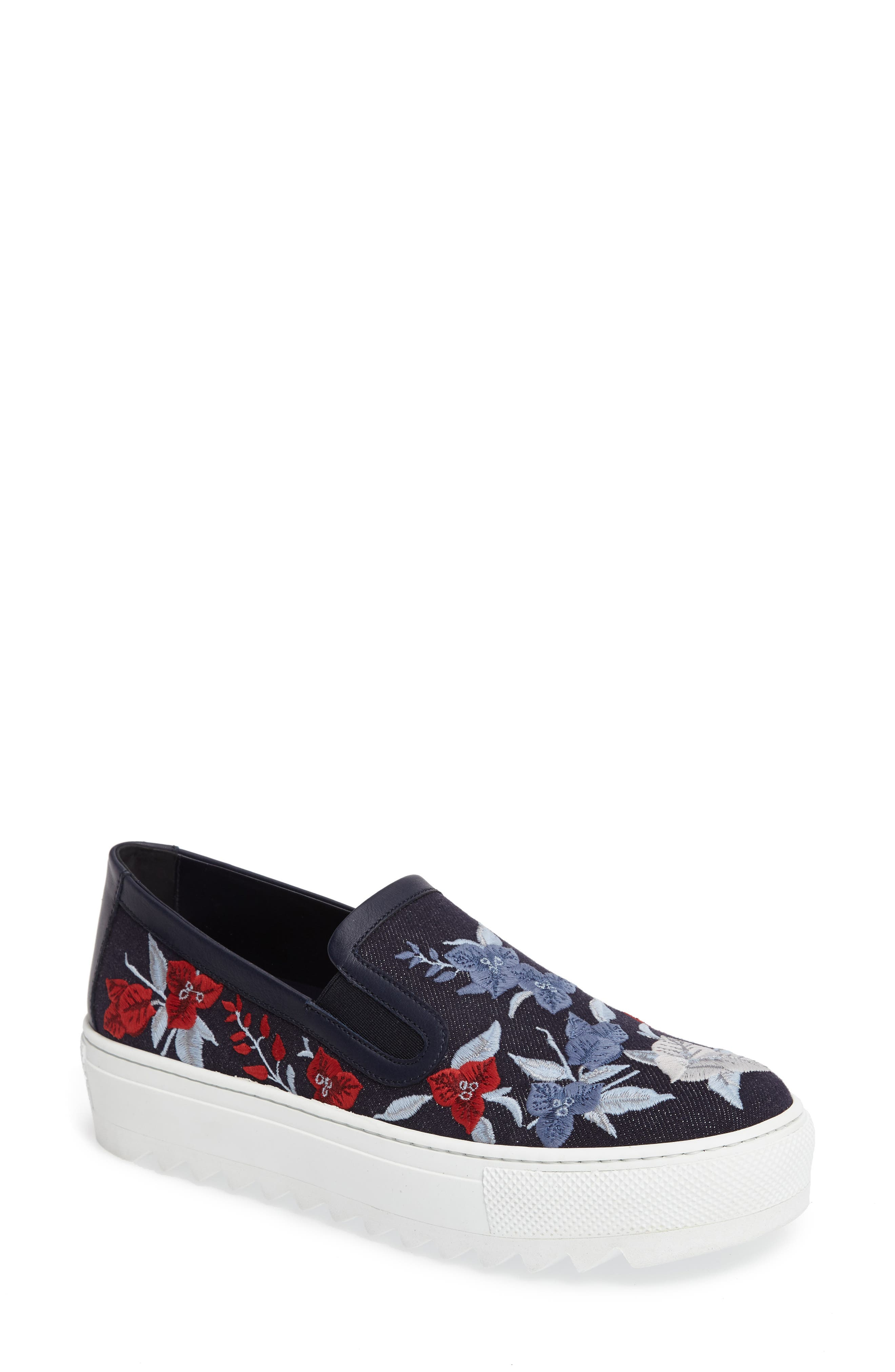 SALVATORE FERRAGAMO Elga Slip-On Sneaker