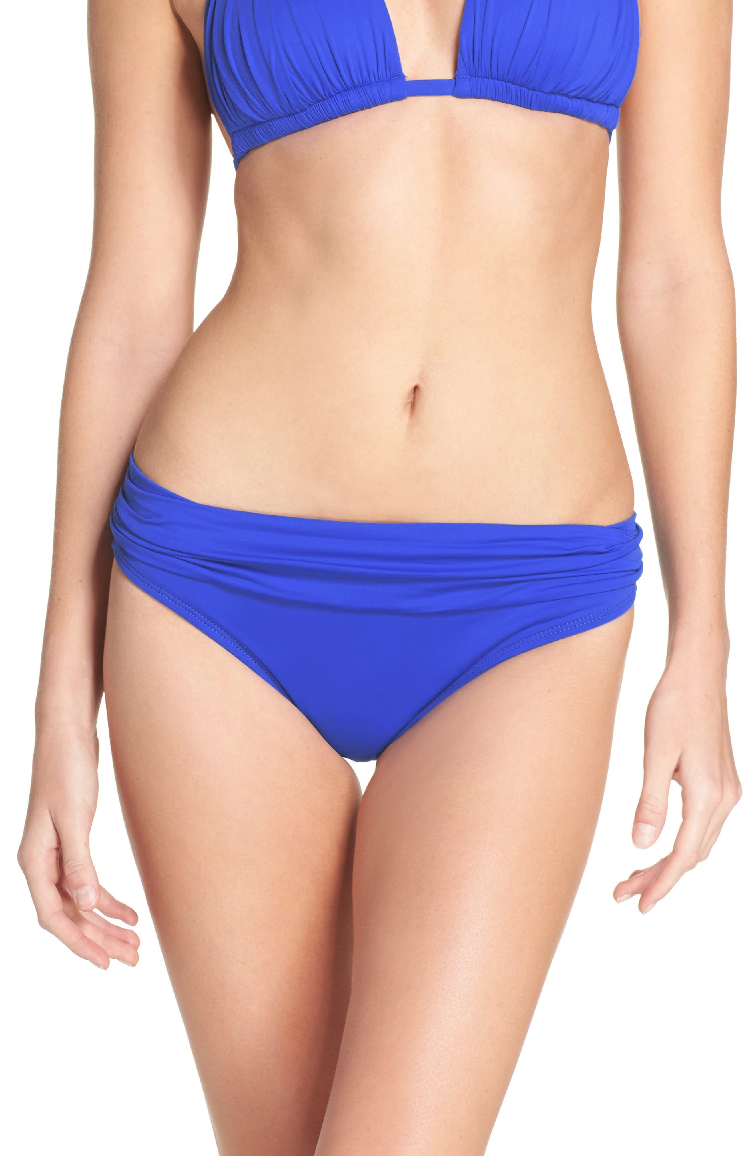 La Blanca 'Island' Hipster Bikini Bottoms