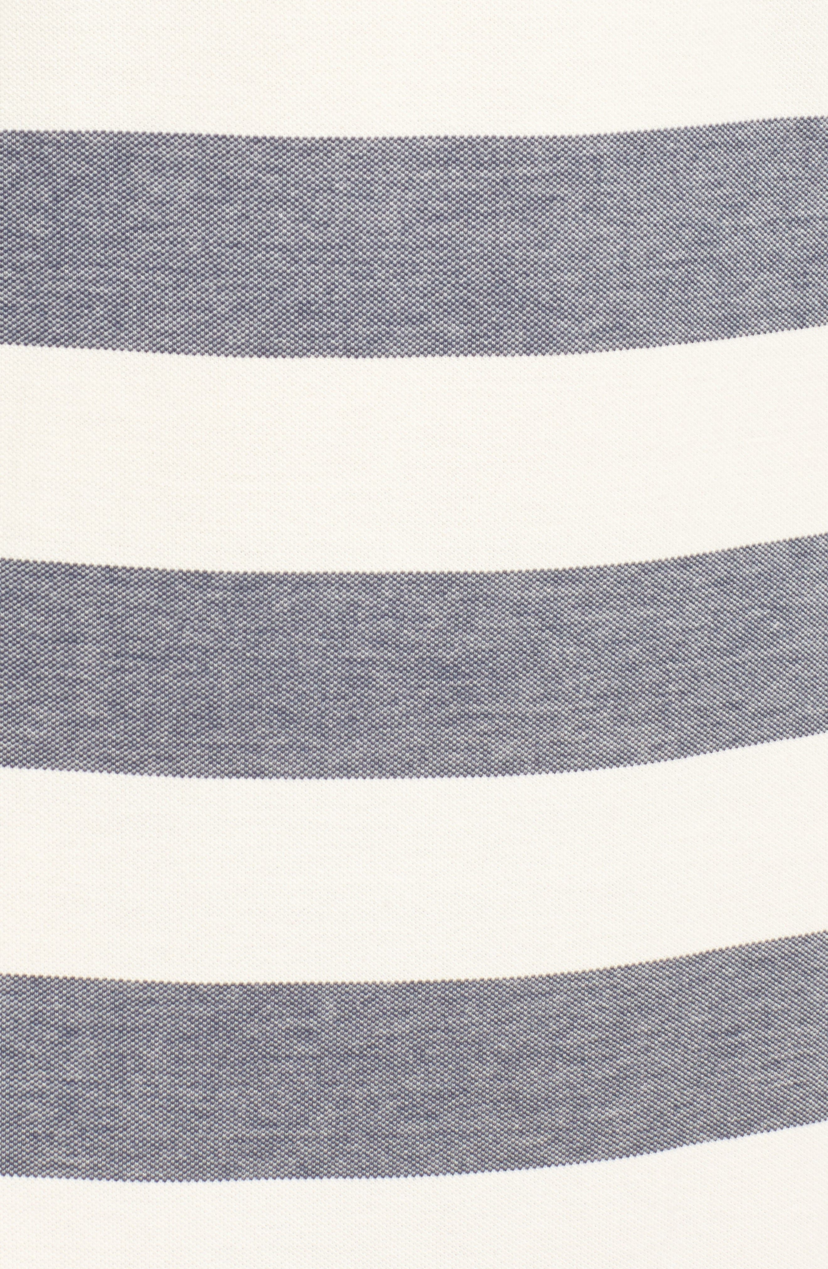 Alternate Image 6  - The Fifth Label Chelsea Stripe Midi Dress