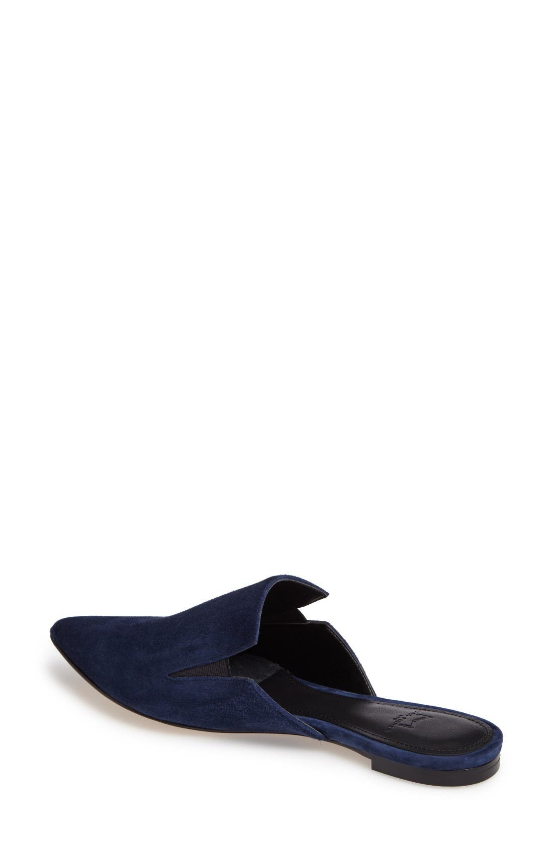 Alternate Image 2  - Marc Fisher LTD Shiloh Flat Mule (Women)