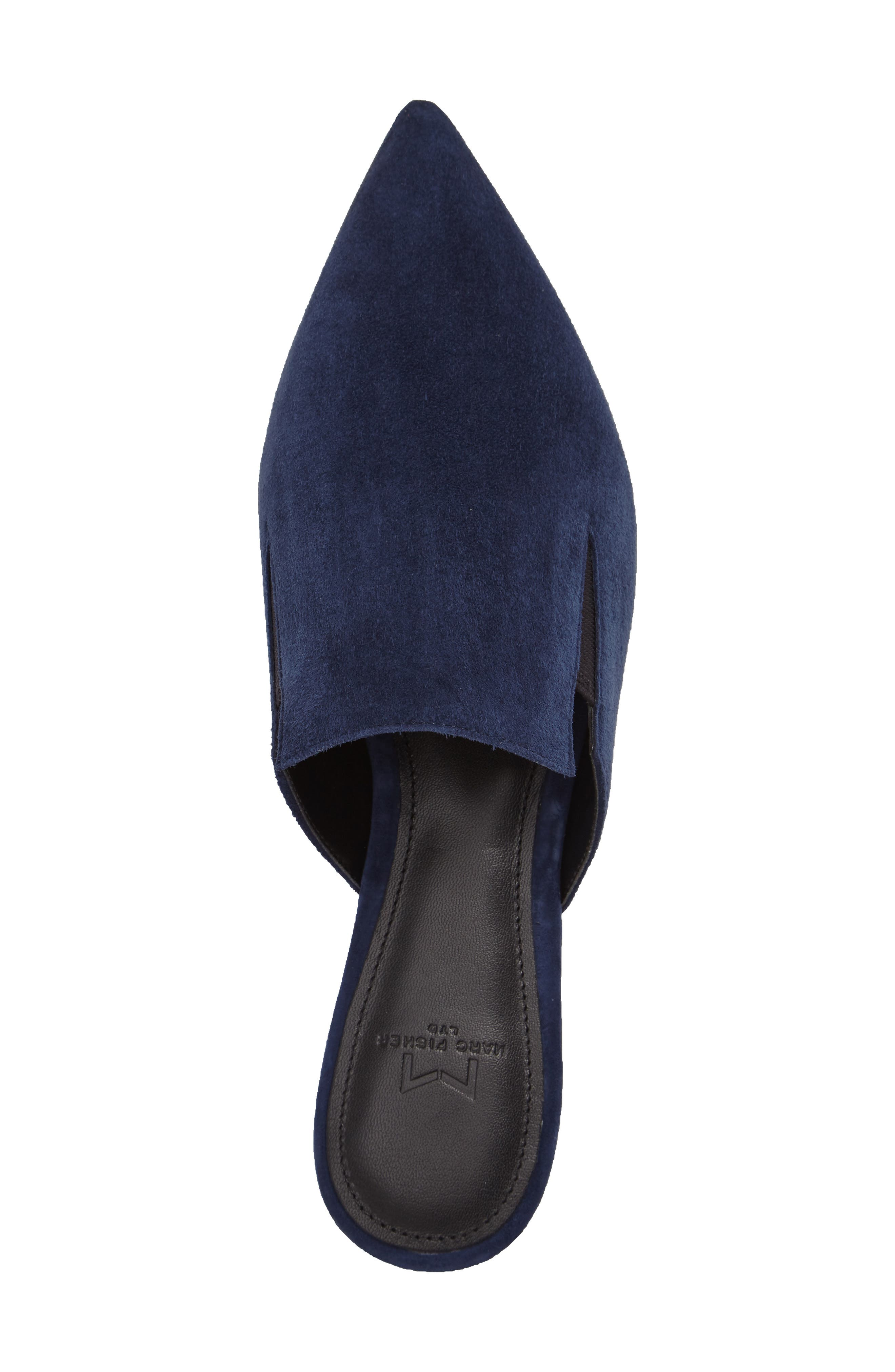 Alternate Image 3  - Marc Fisher LTD Shiloh Flat Mule (Women)
