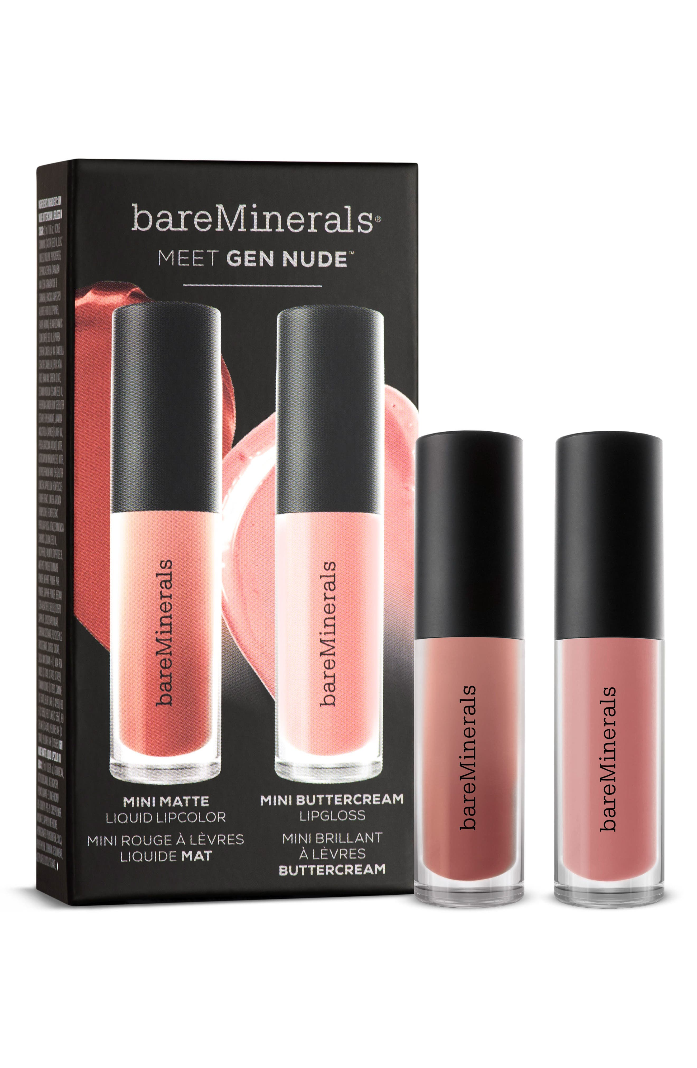 bareMinerals® Meet Gen Nude Set