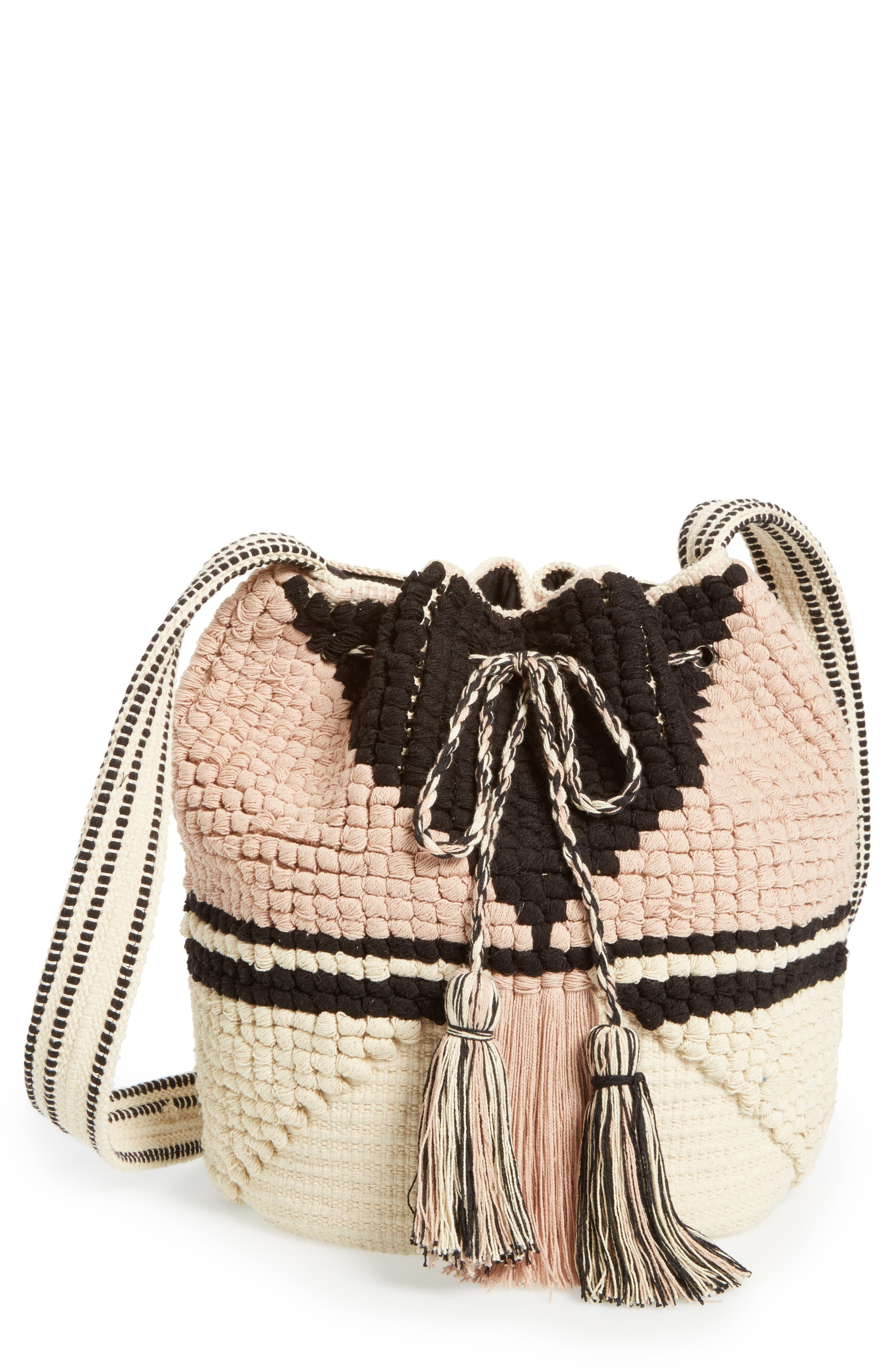 Main Image - Sole Society Kenya Bucket Bag