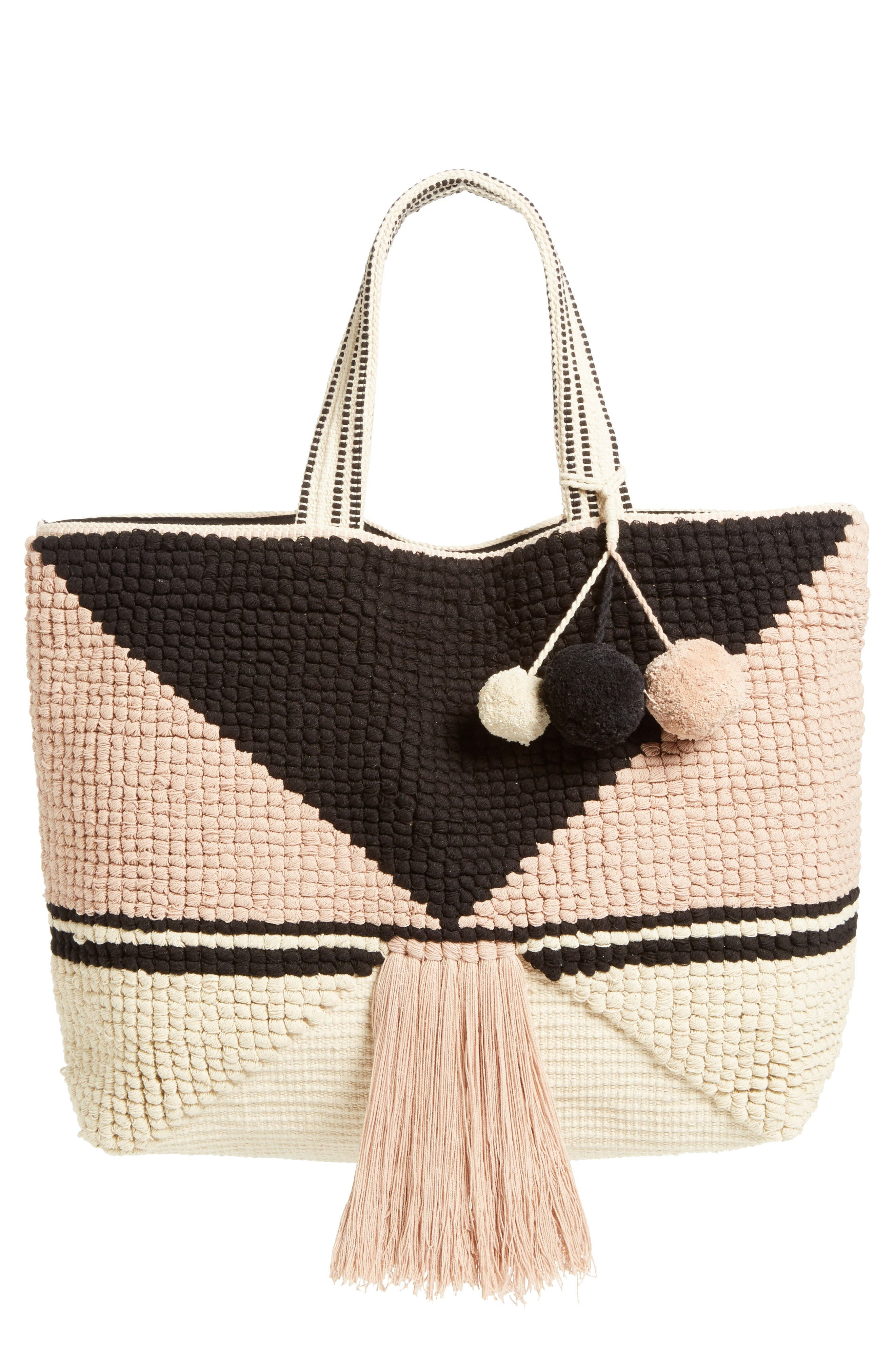 Main Image - Sole Society Ibiza Tote