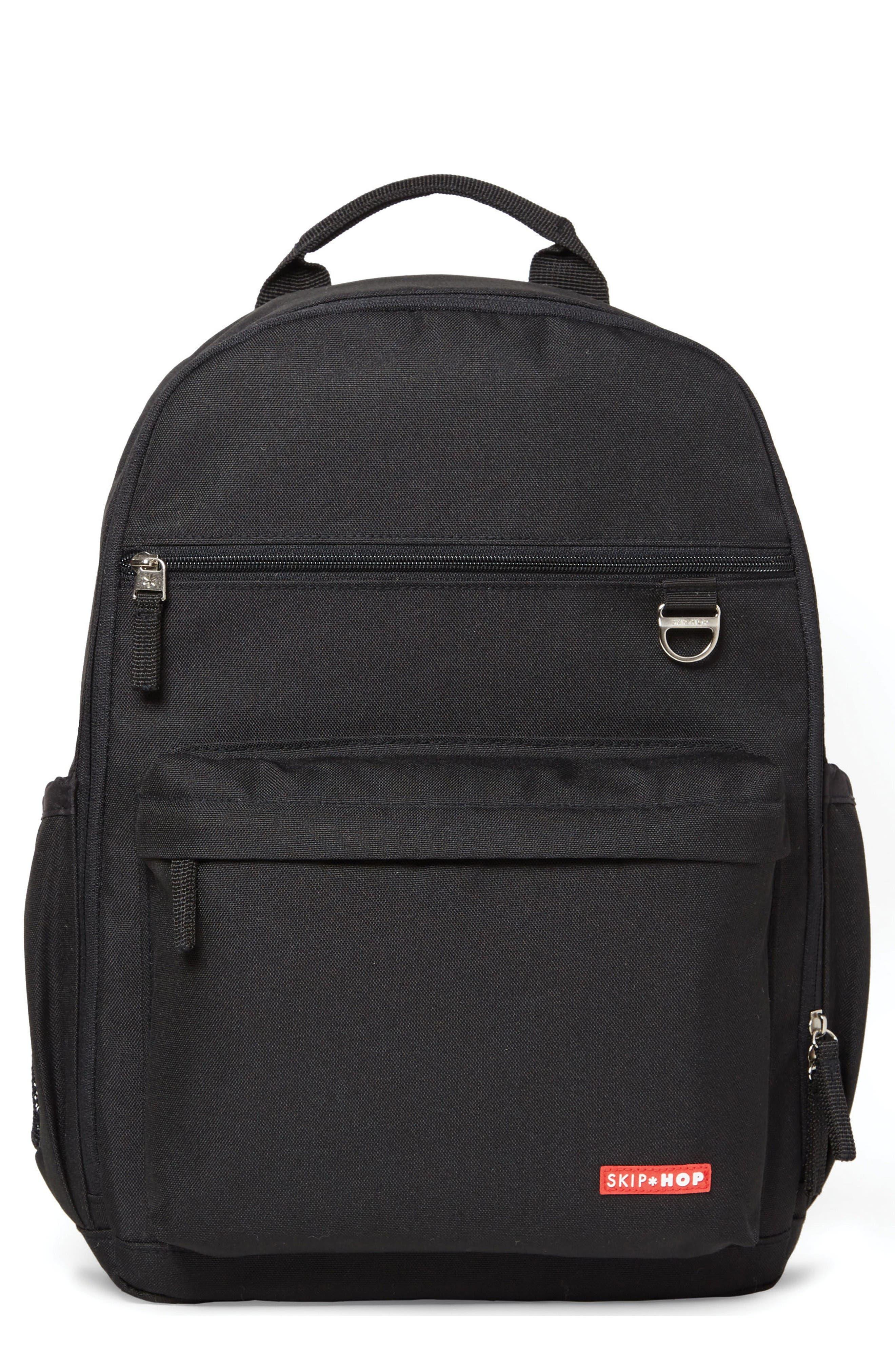 SKIP HOP 'Duo Signature' Diaper Backpack