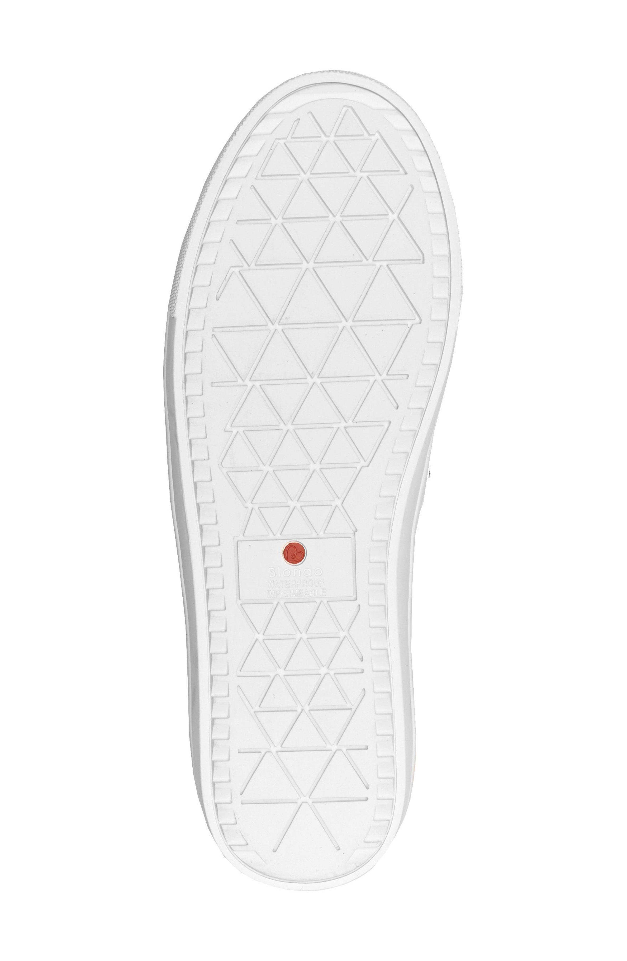 Alternate Image 4  - Blondo Riyan Waterproof Sneaker (Women)