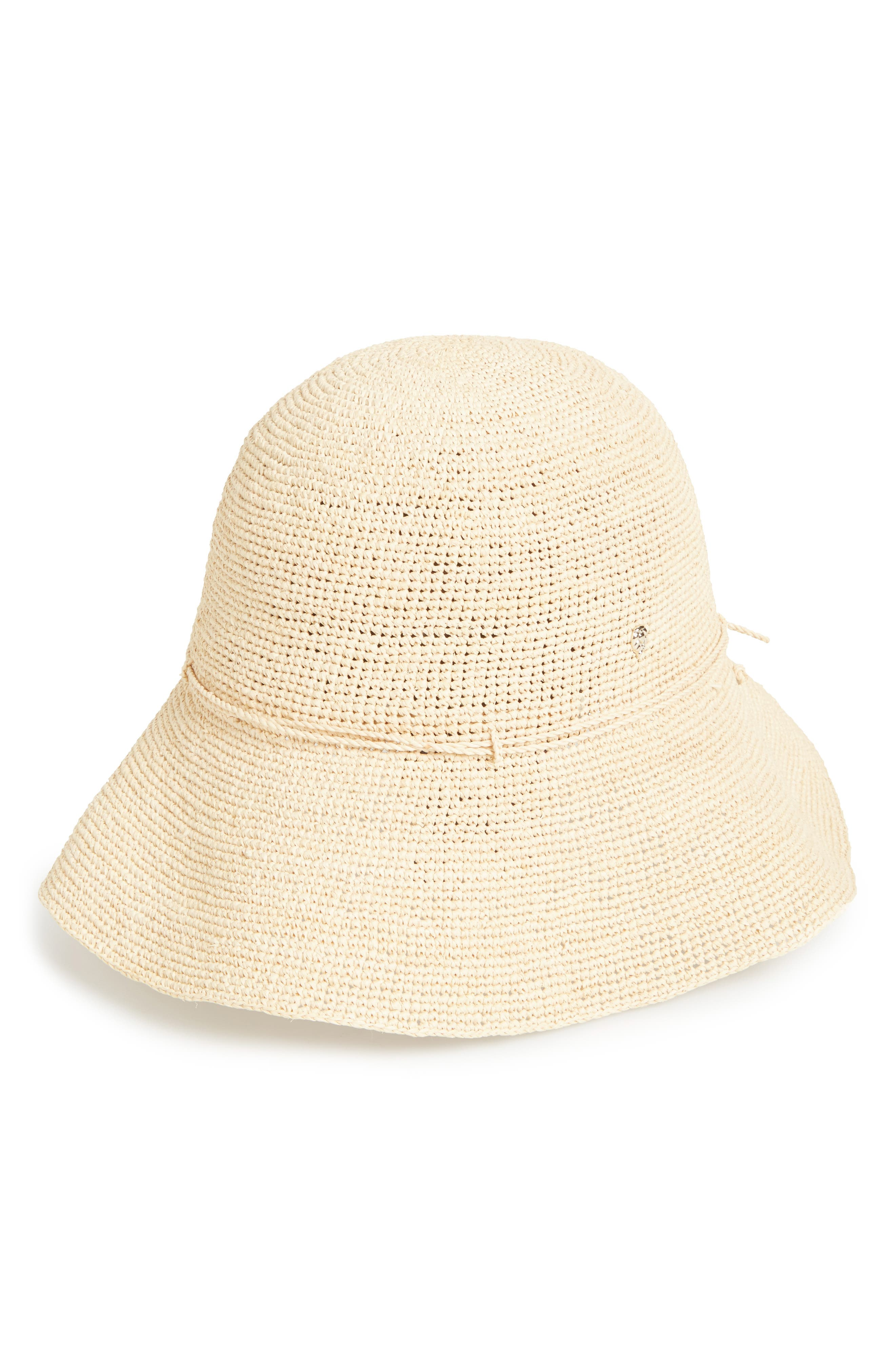 Alternate Image 1 Selected - Helen Kaminski '9 Villa' Raffia Straw Hat