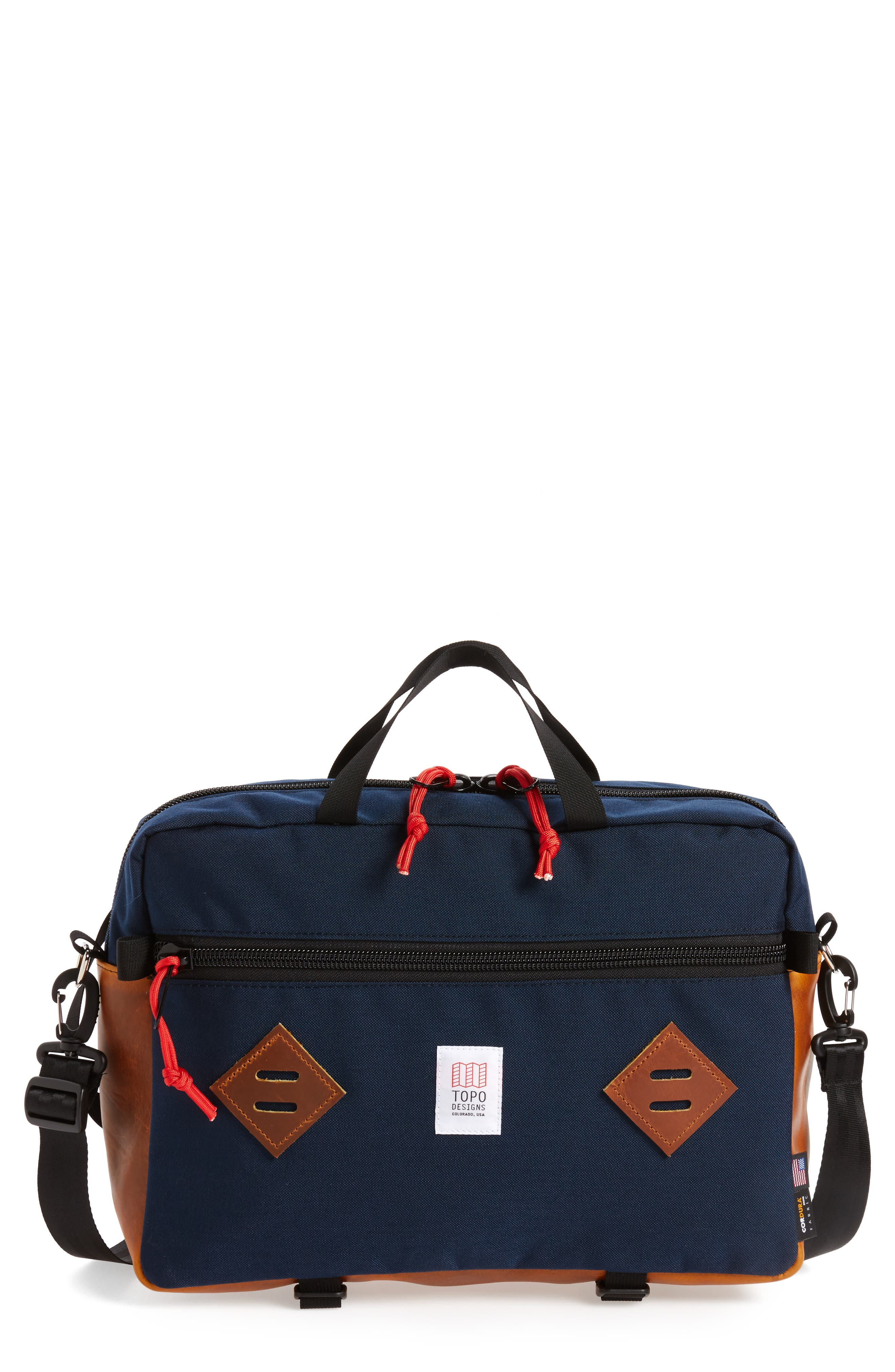 Topo Designs Mountain Convertible Briefcase