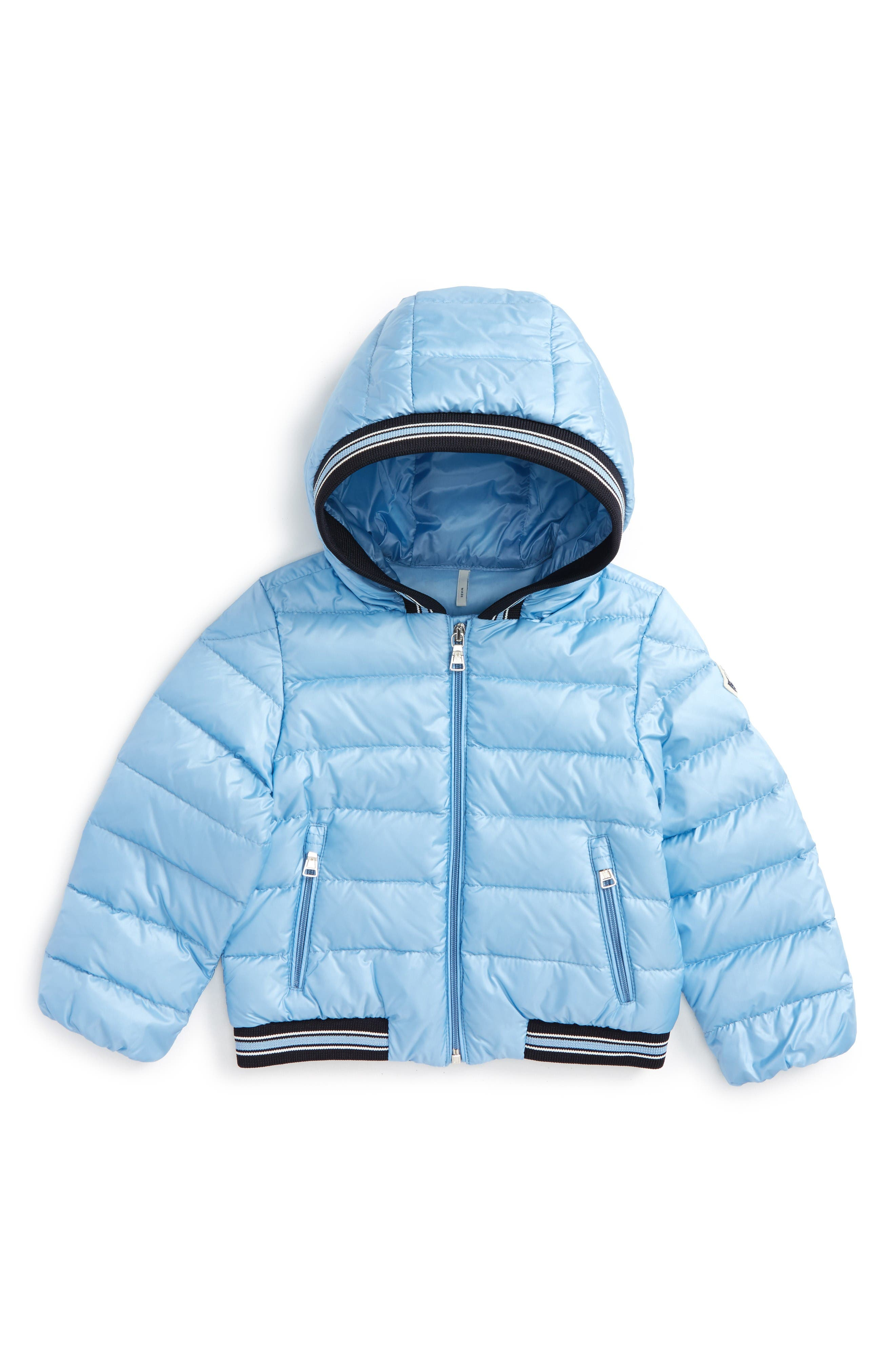 MONCLER Goustan Water Resistant Down Jacket