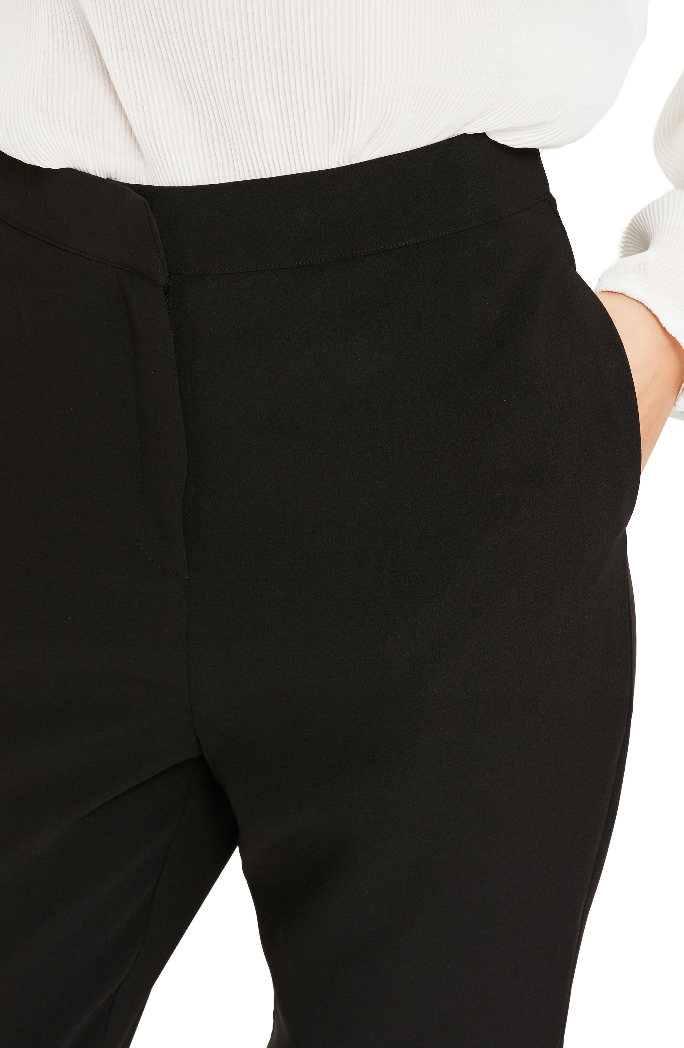 Alternate Image 3  - Missguided High Waist Cigarette Trousers
