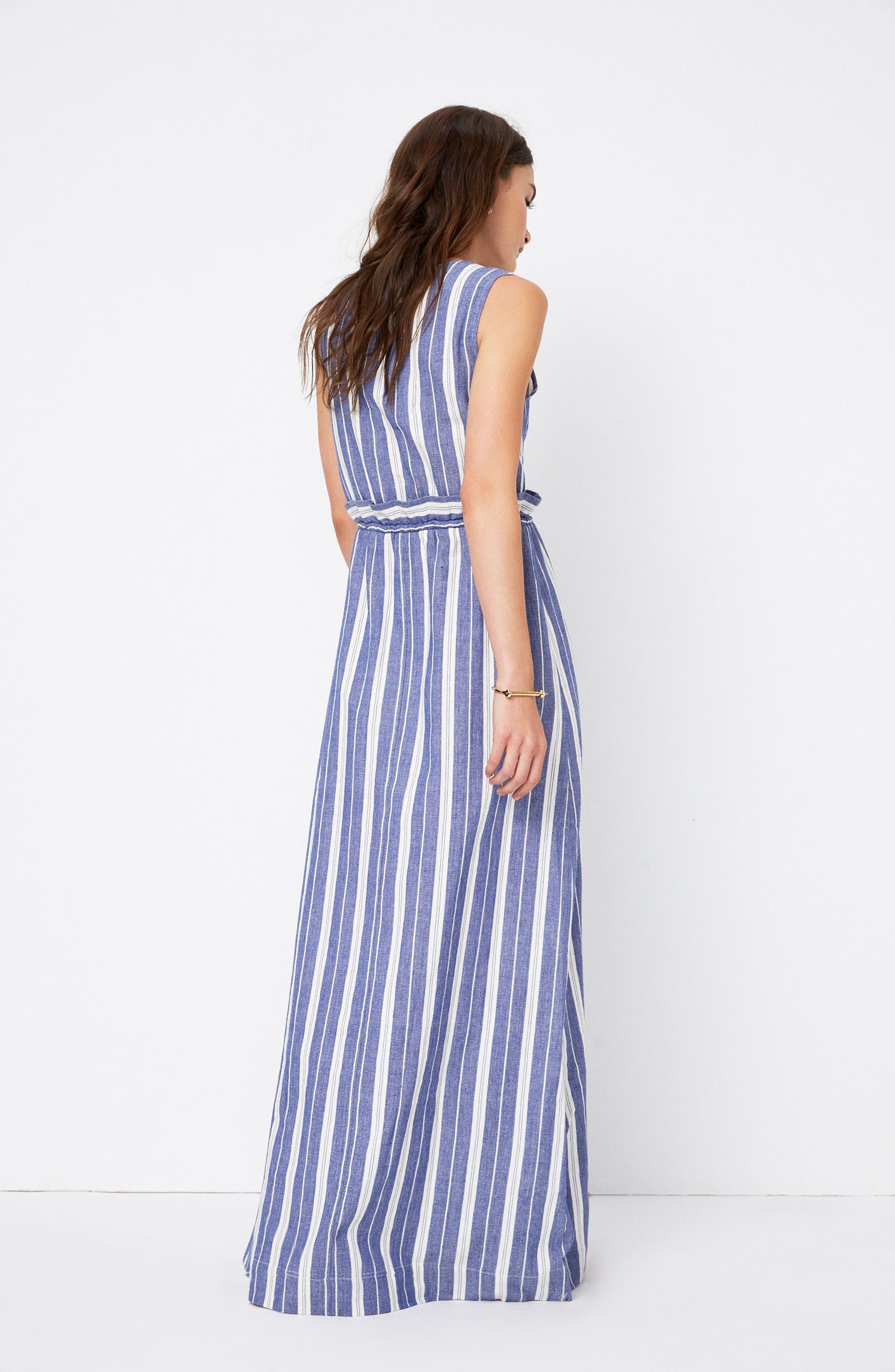 Alternate Image 7  - Tularosa Essie Stripe Maxi Dress
