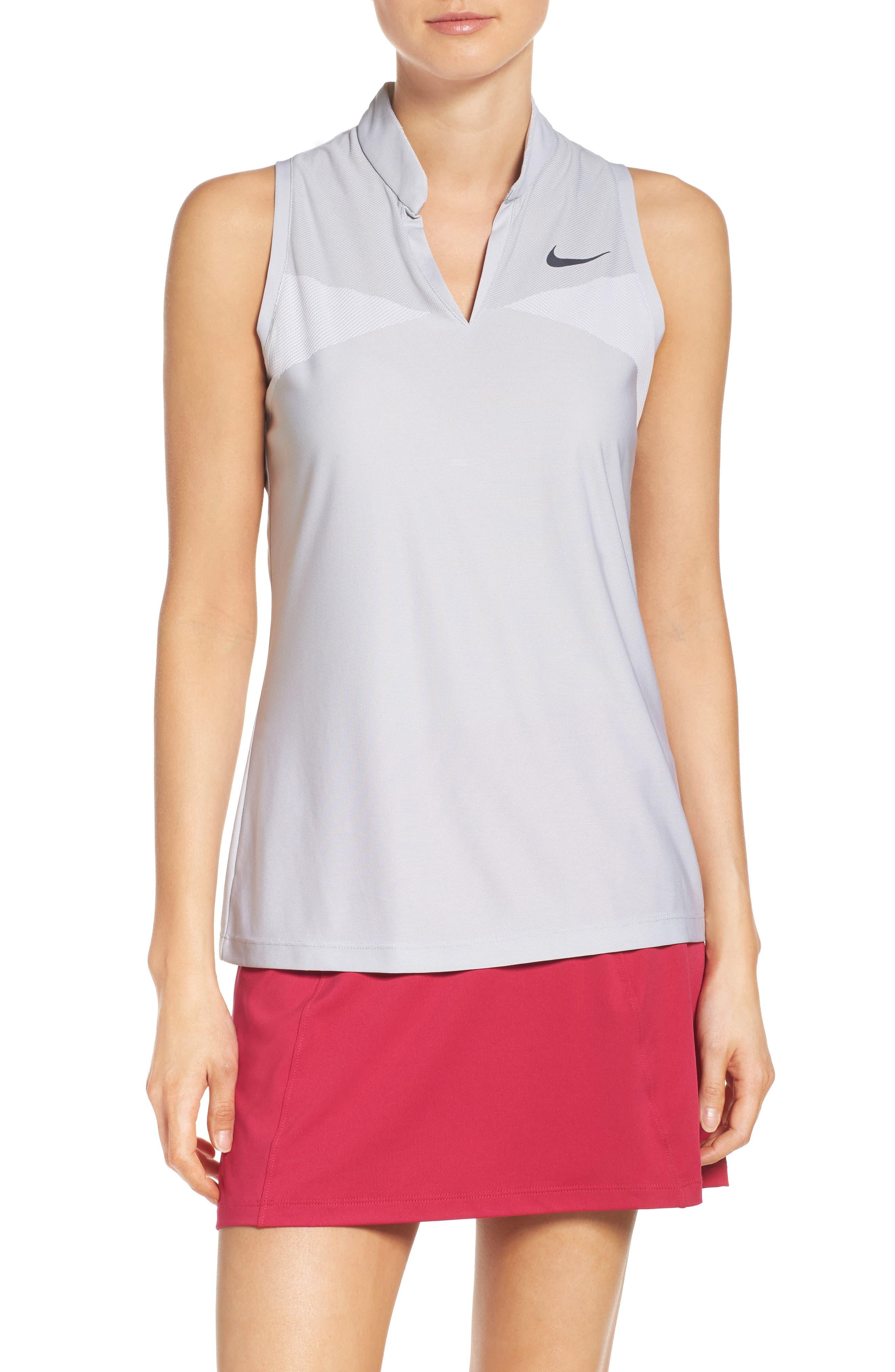 Nike Zonal Cooling Swing Knit Golfo Polo