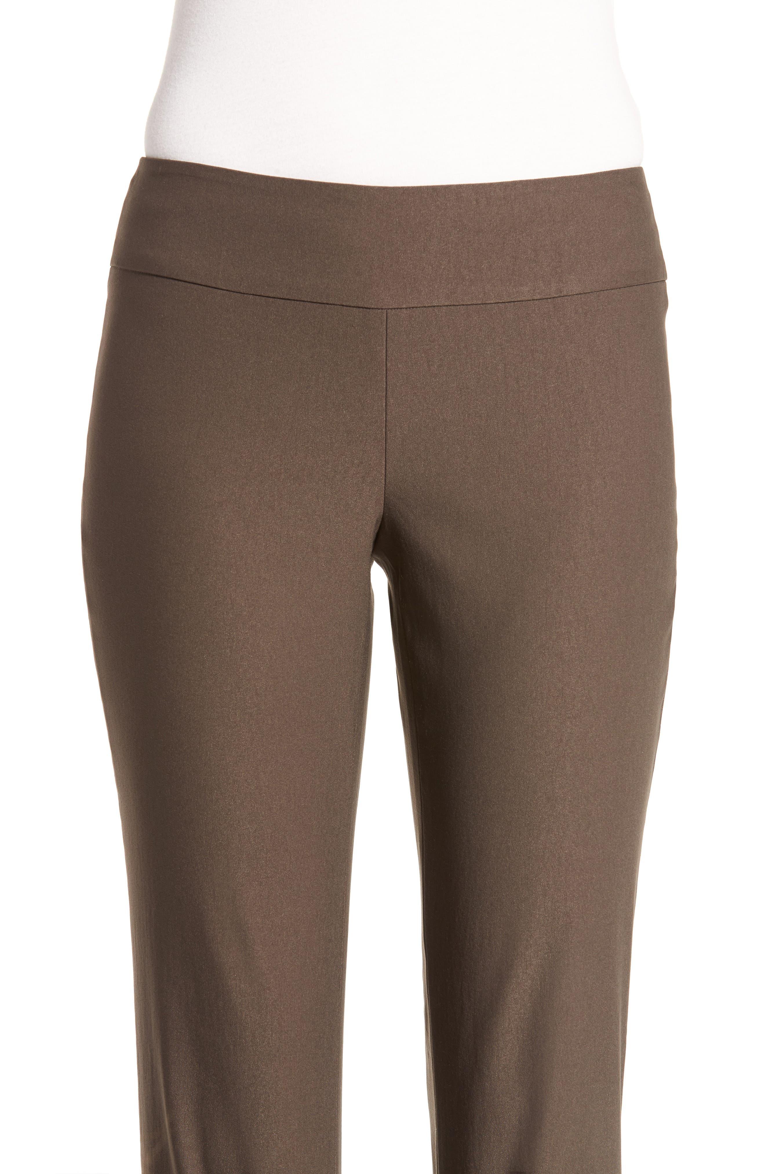 Alternate Image 4  - NIC+ZOE Wonder Stretch Straight Leg Pants