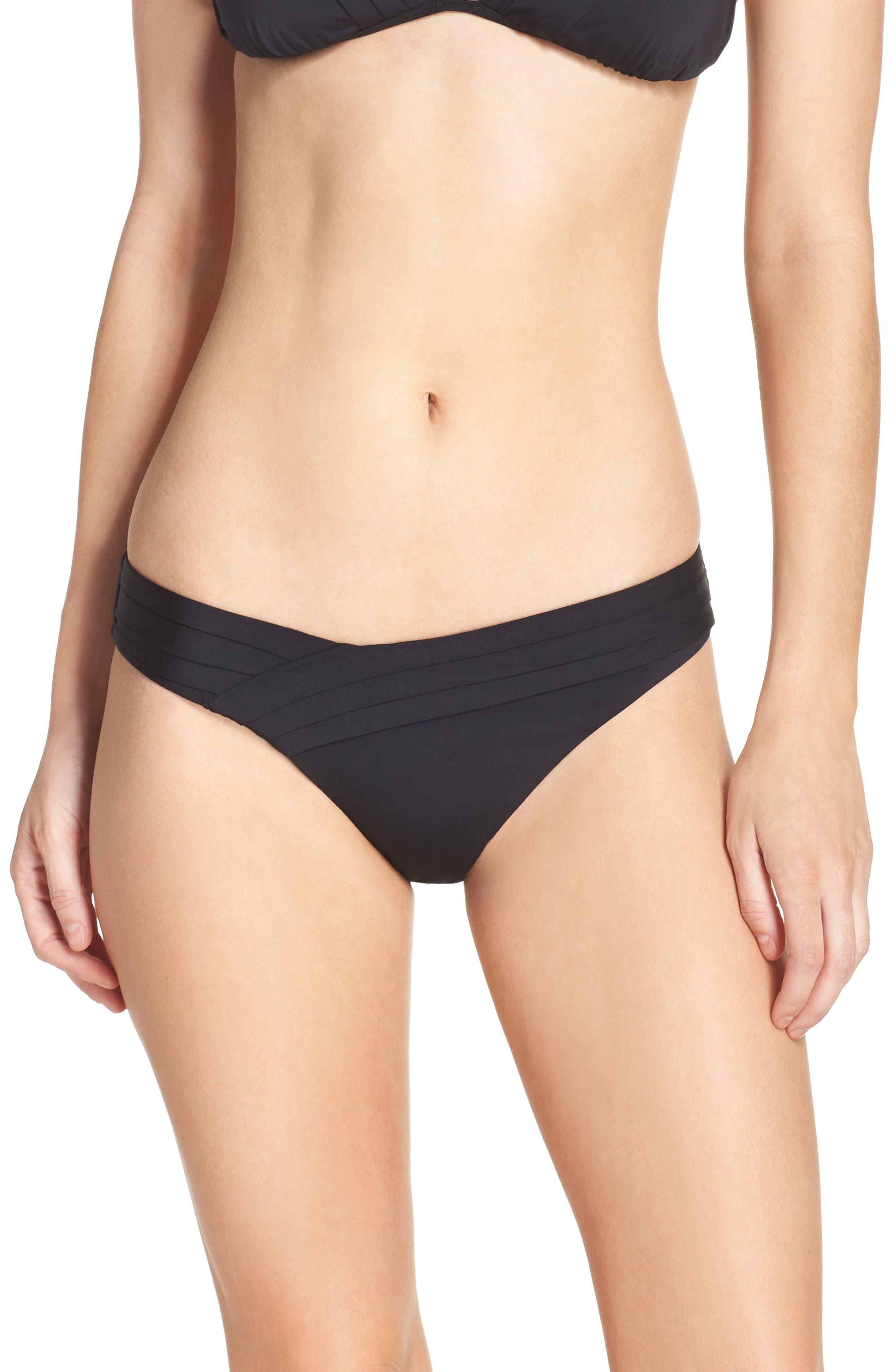 Nanette Lepore Origami Charmer Bikini Bottoms
