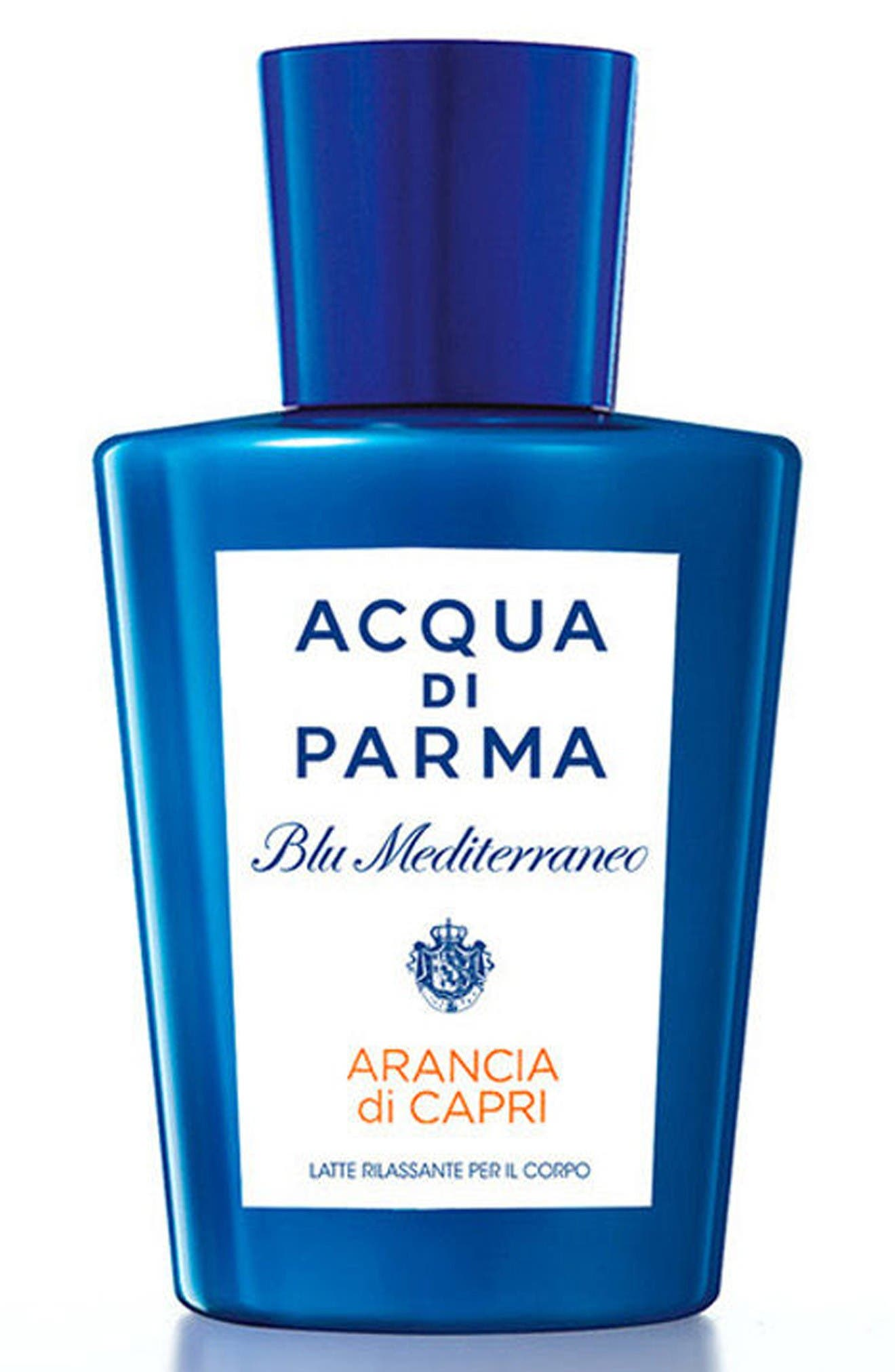 Alternate Image 1 Selected - Acqua di Parma 'Blu Mediterraneo' Arancia di Capri Body Lotion