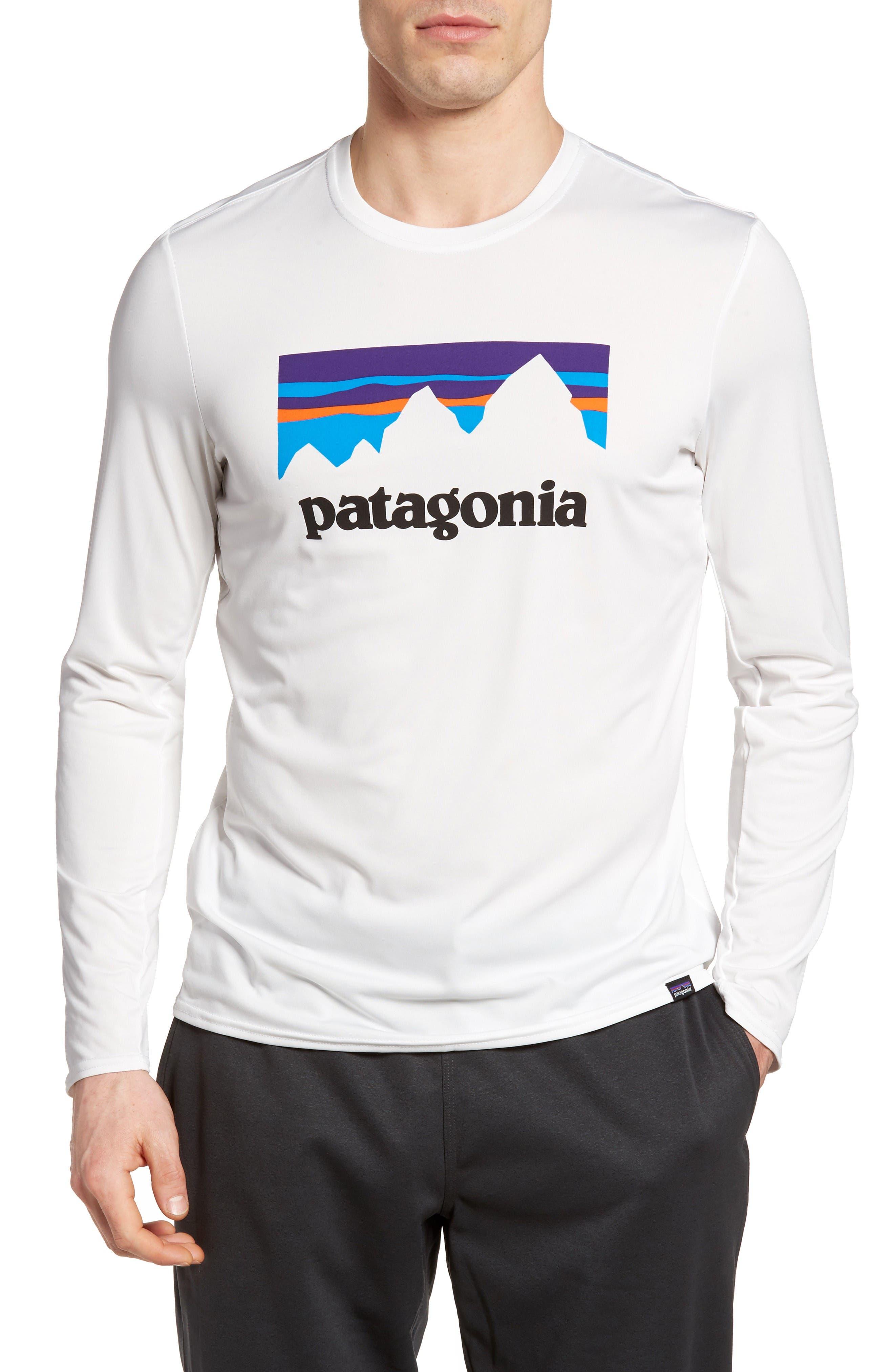Patagonia Logo T-Shirt