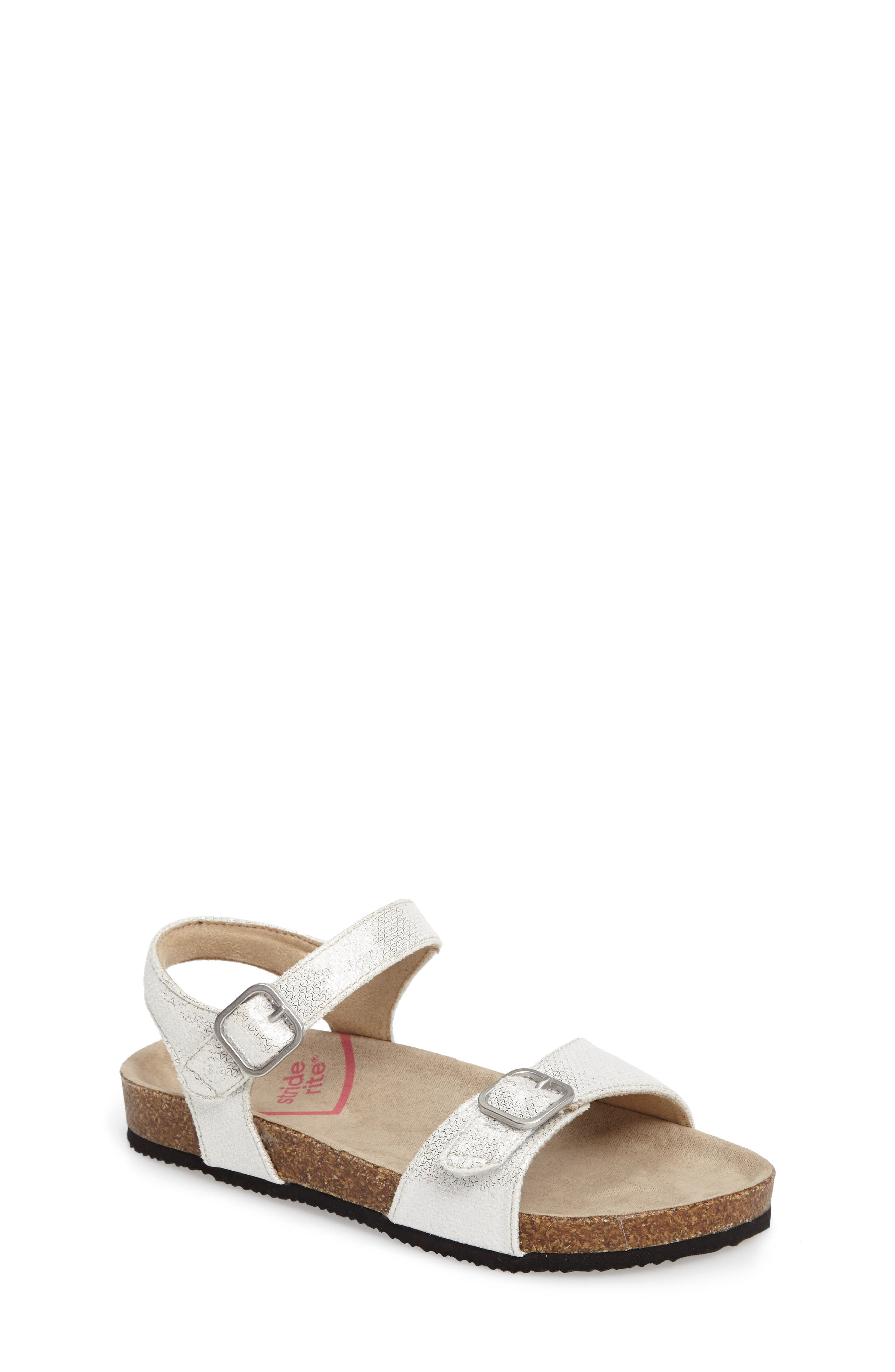 Stride Rite Zuly Sandal (Baby, Walker, Toddler & Little Kid)