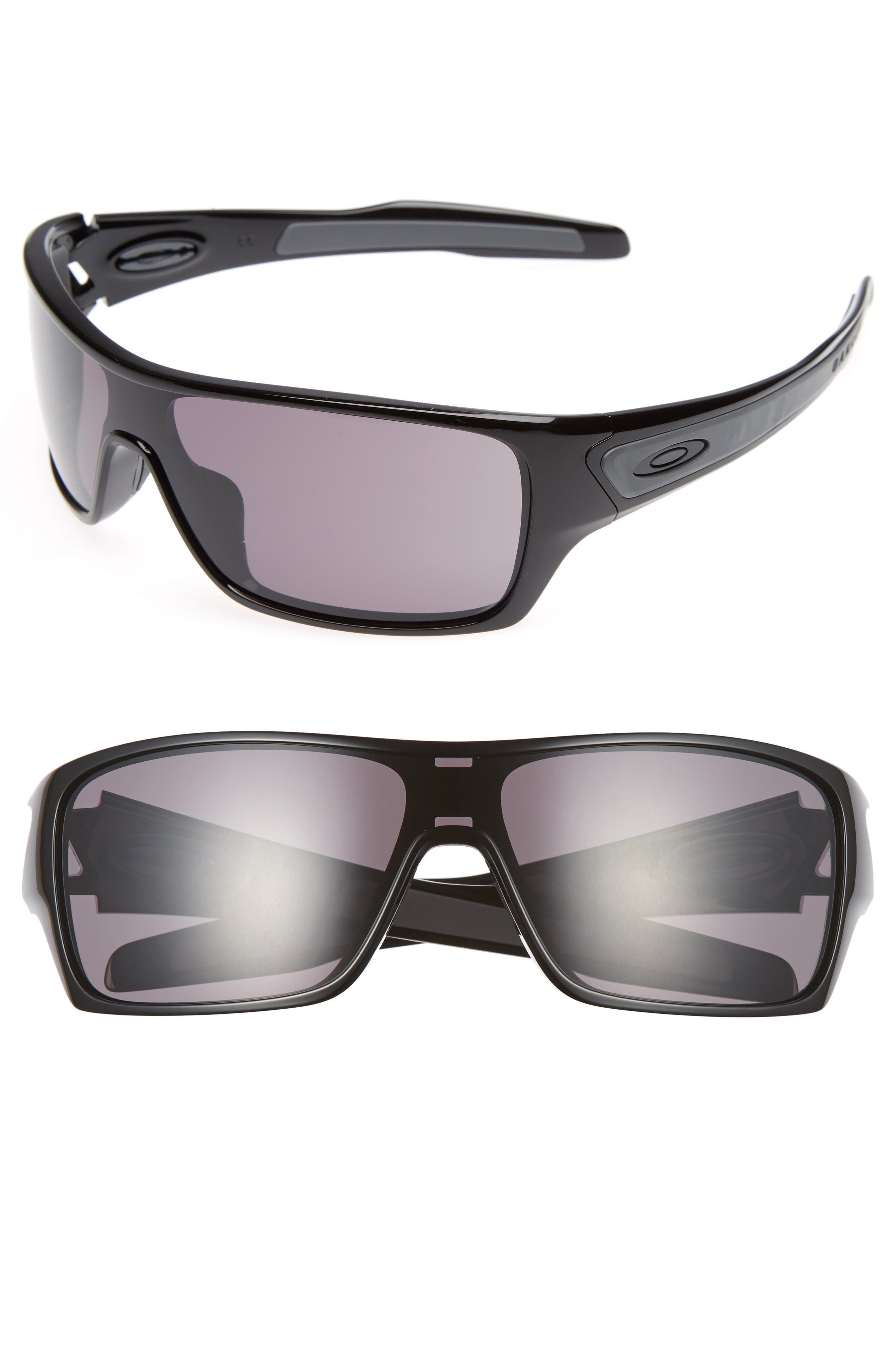 Oakley Turbine Rotor 63mm Sunglasses