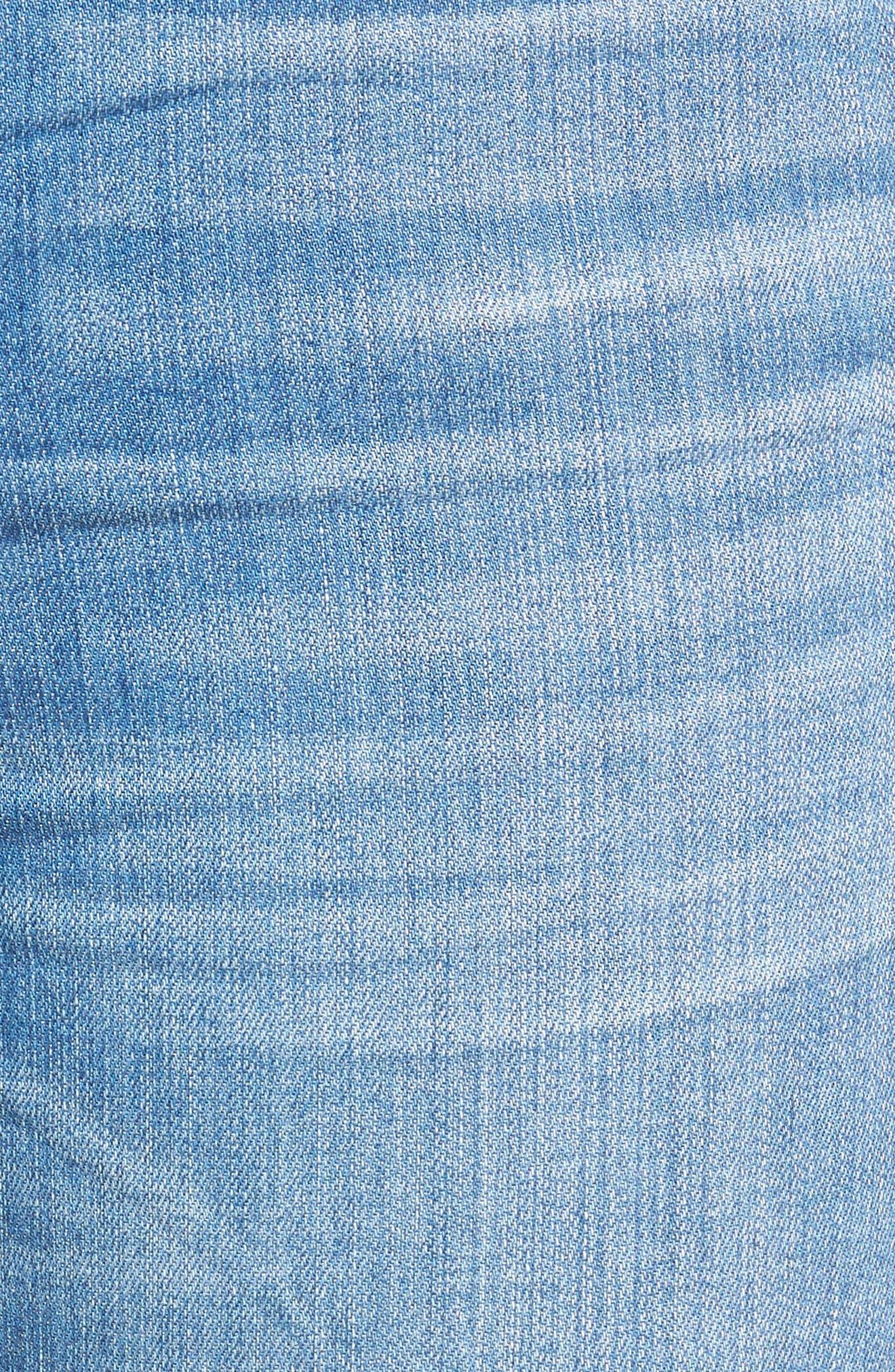 Alternate Image 6  - Madewell Cali Demi Boot Jeans (Fenton Wash)