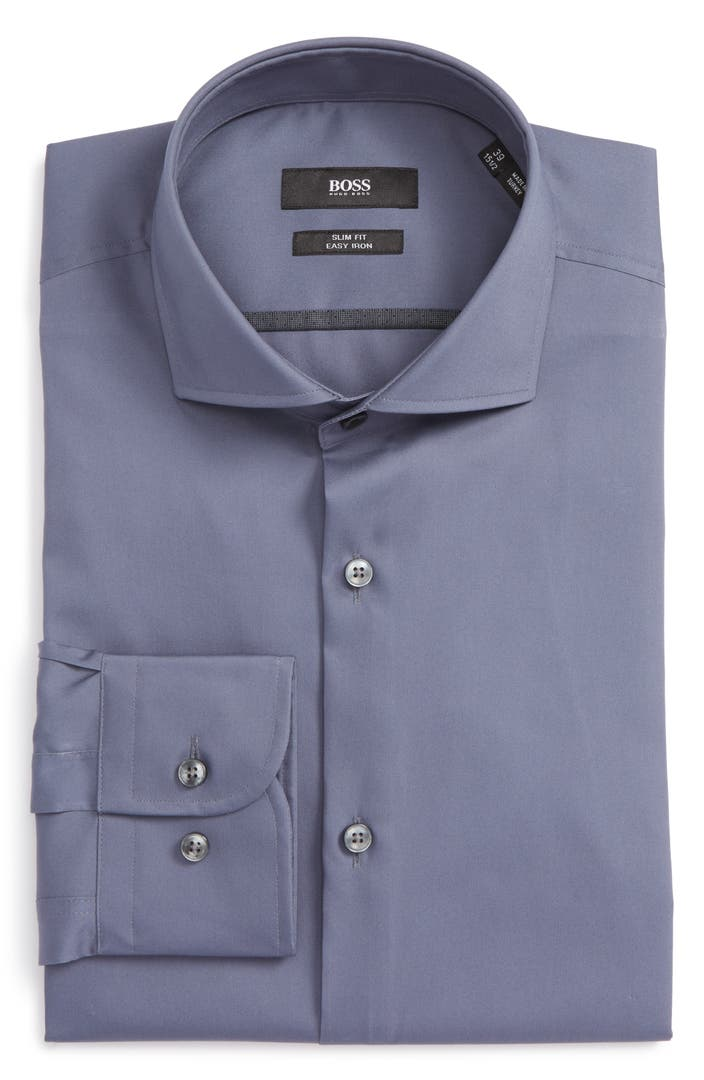 Easy Iron 25 Mg: Dress Shirts For Men, Men's Dress Shirts, French Cuff