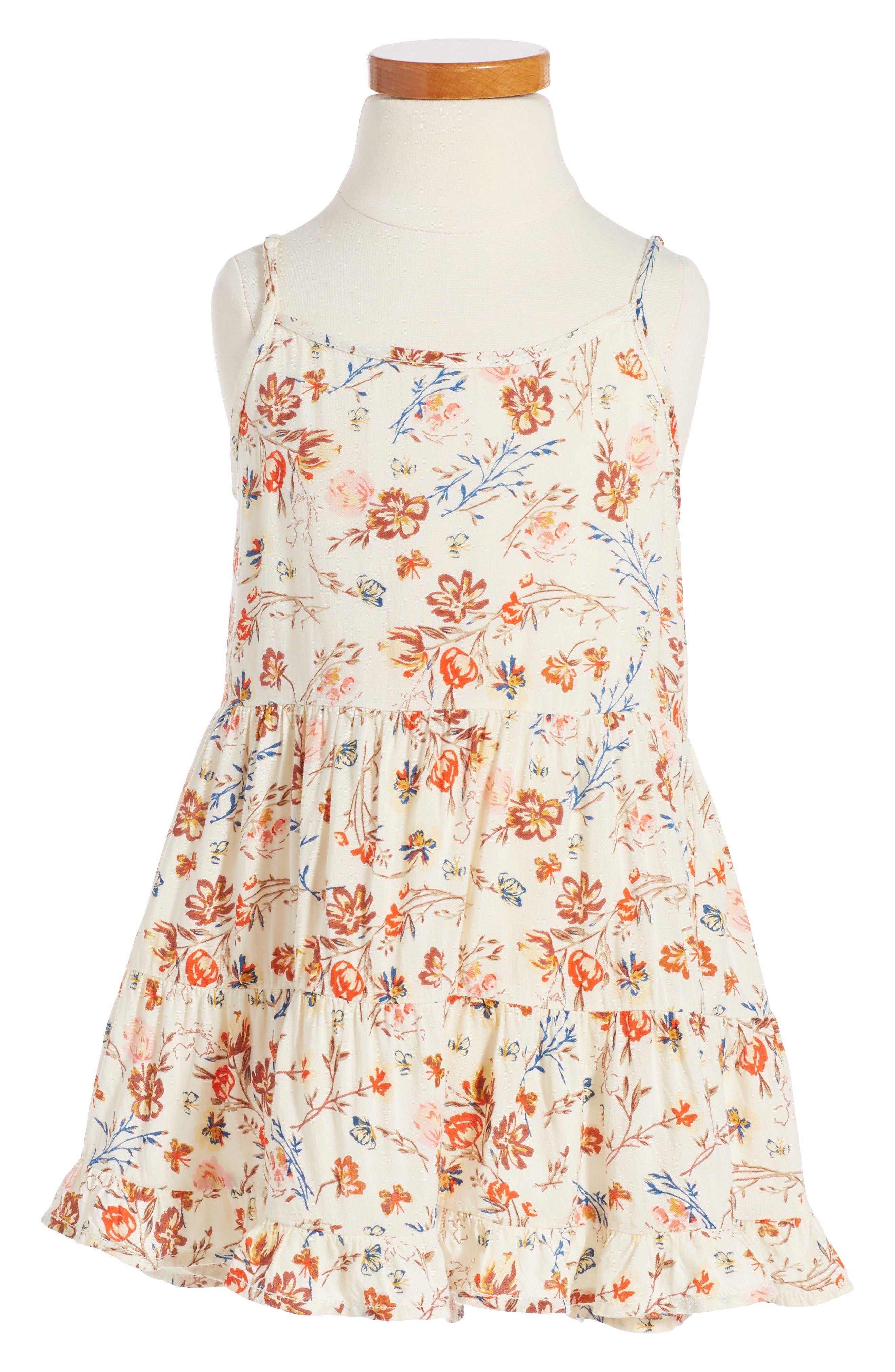PEEK Khristene Floral Print Dress