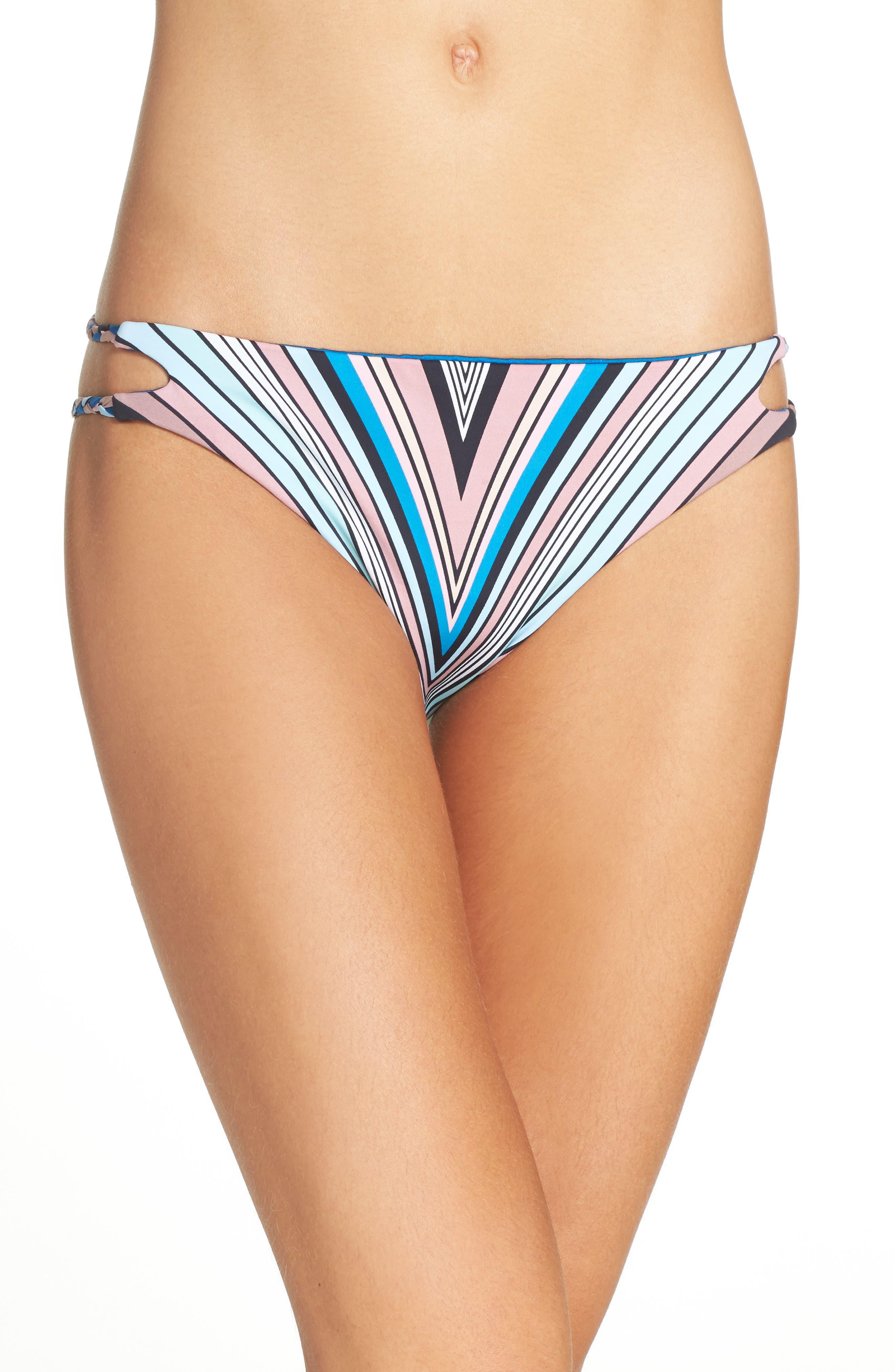 The Bikini Lab Reversible Bikini Bottoms