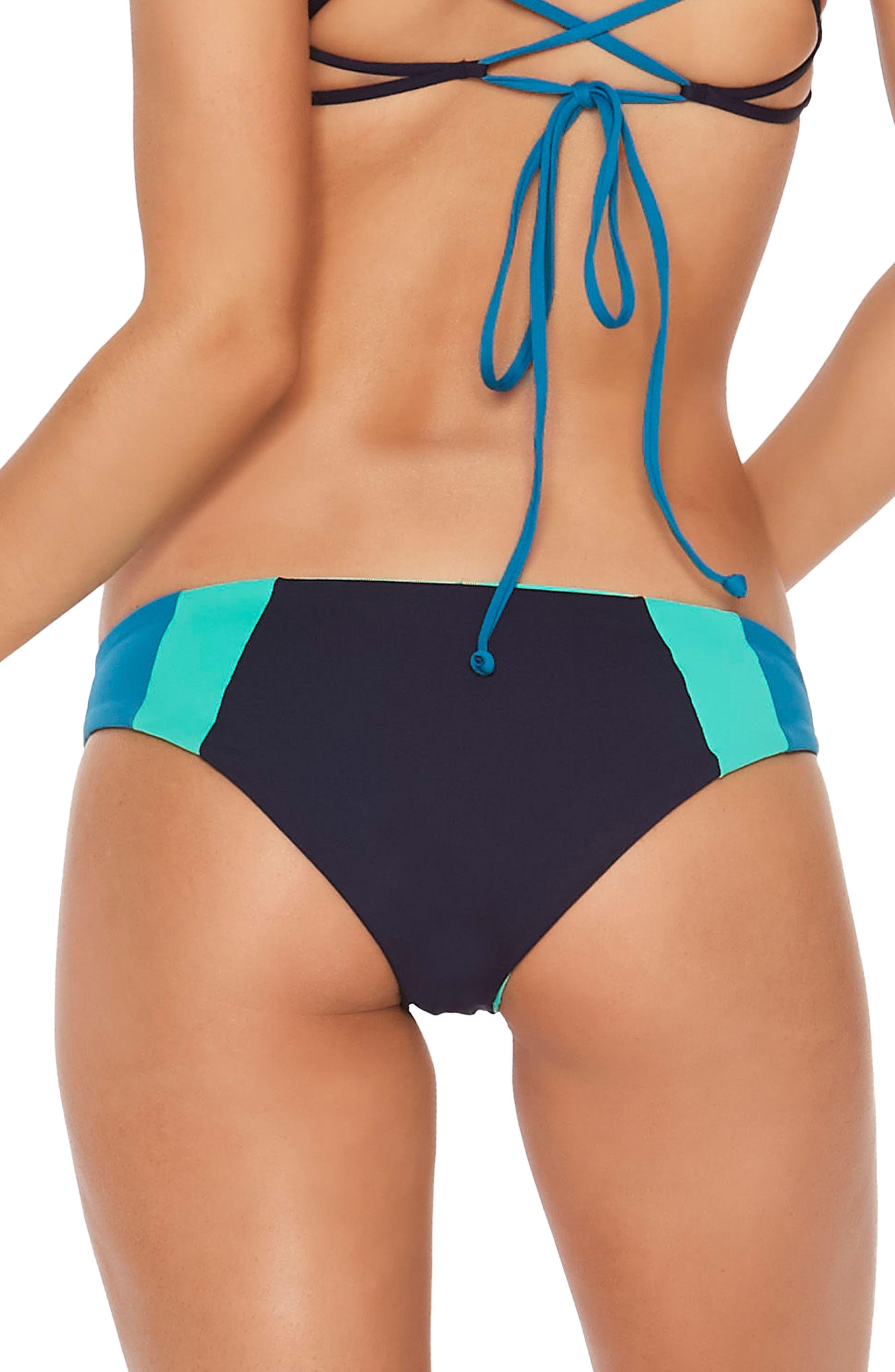 Alternate Image 3  - L Space Mia Reversible Bikini Bottoms