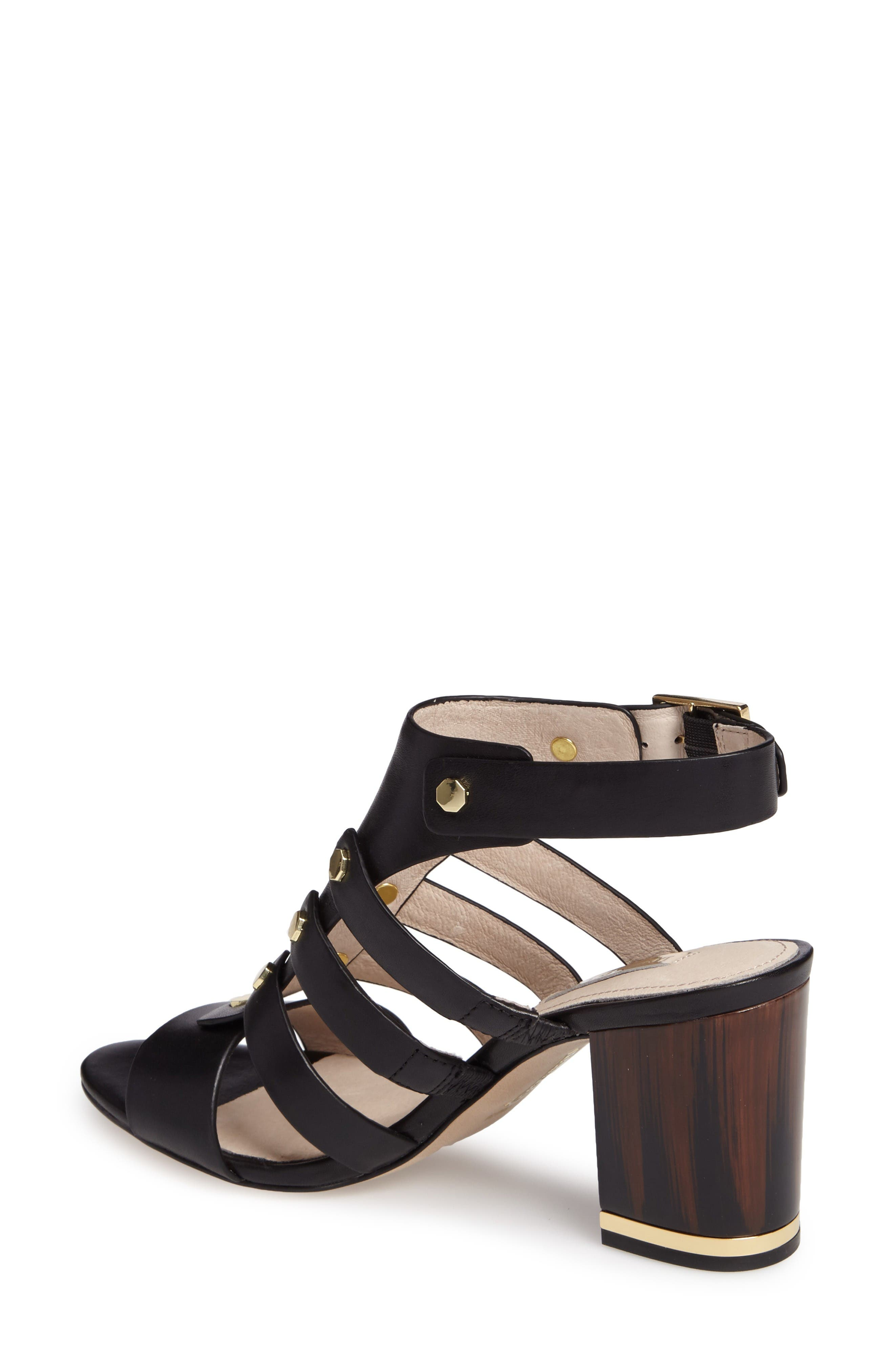 Alternate Image 2  - Louise et Cie Vira Block Heel Sandal (Women)