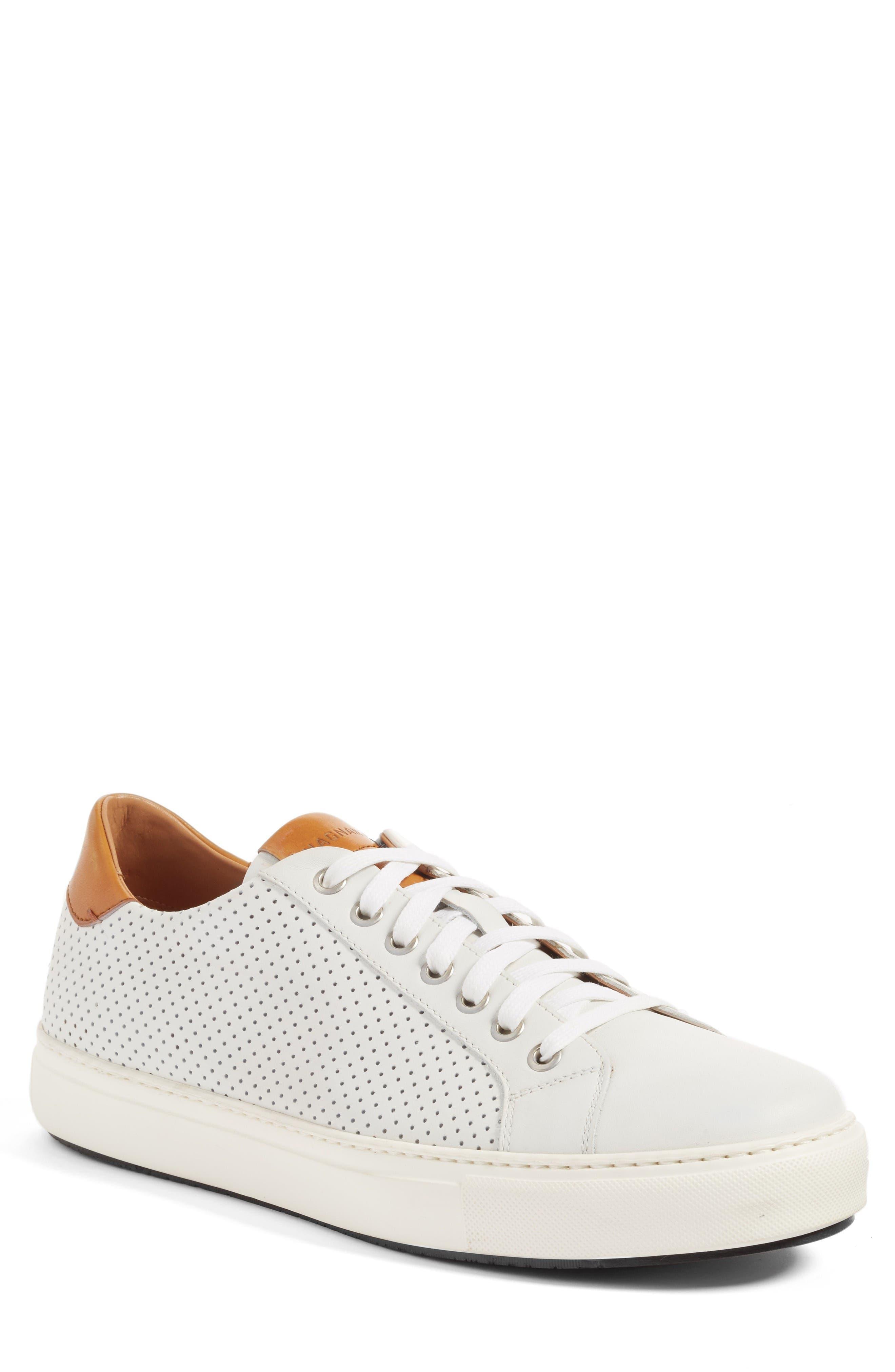 MAGNANNI Blanco Lo Sneaker